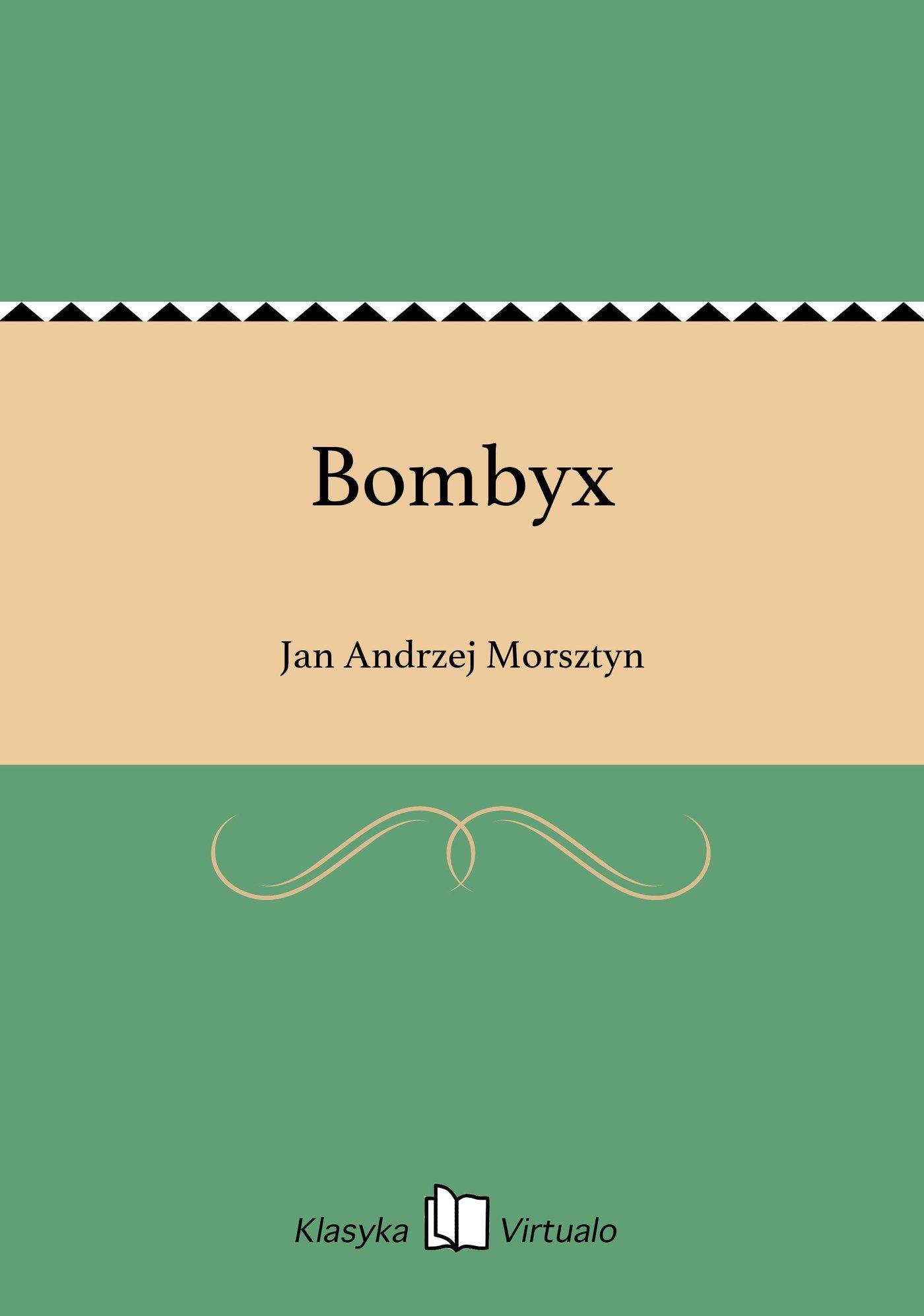 Bombyx - Ebook (Książka EPUB) do pobrania w formacie EPUB
