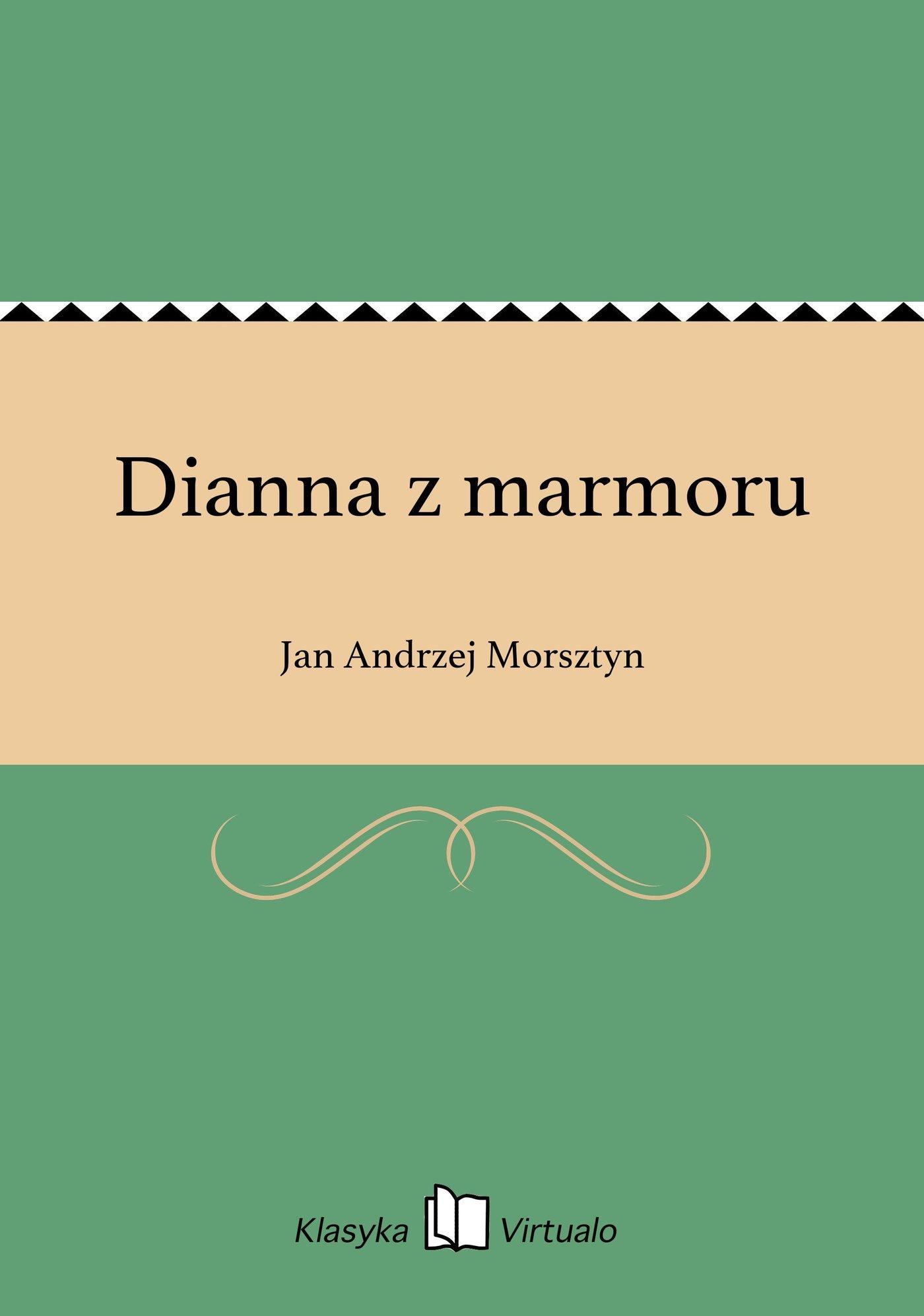 Dianna z marmoru - Ebook (Książka EPUB) do pobrania w formacie EPUB