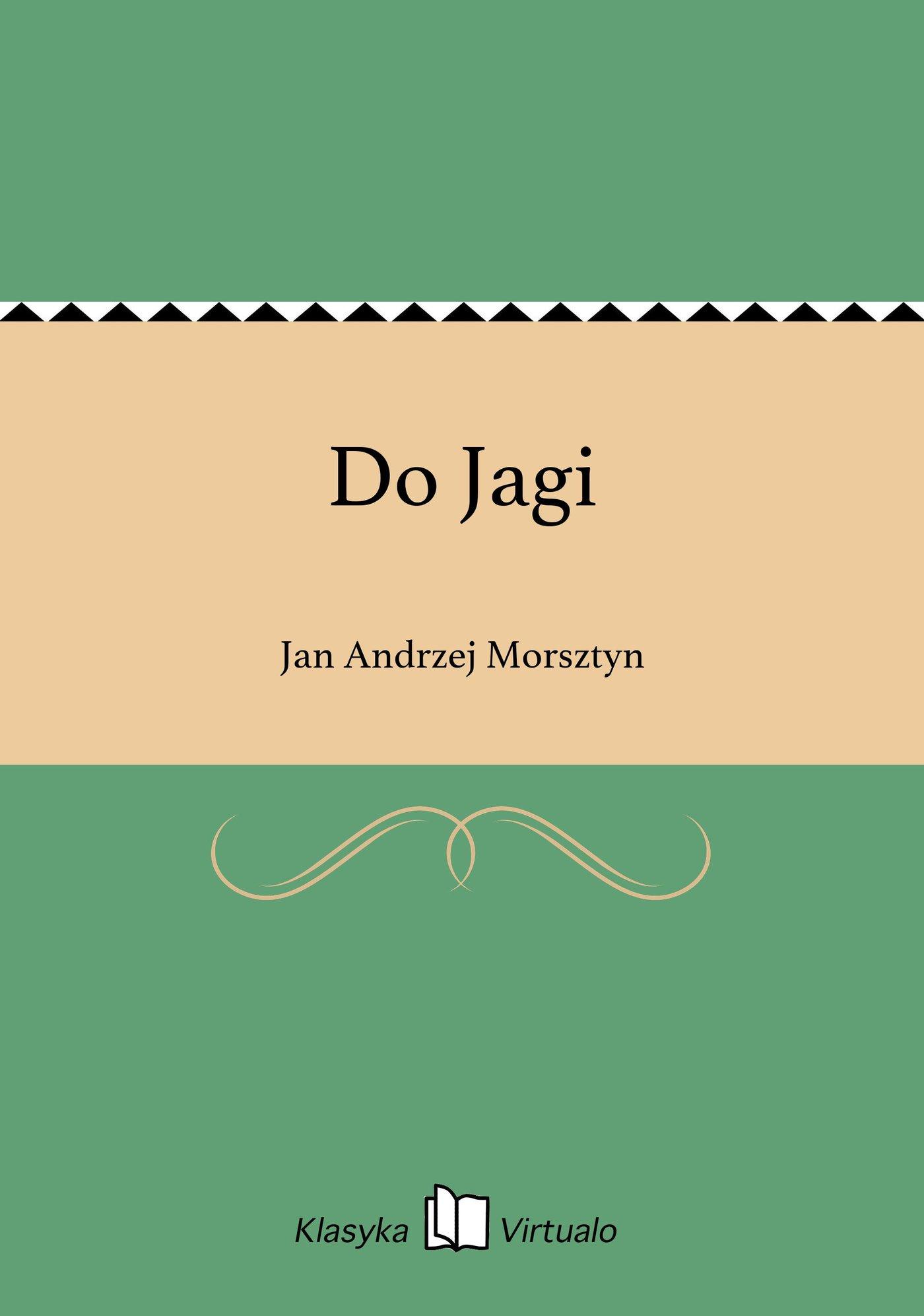 Do Jagi - Ebook (Książka EPUB) do pobrania w formacie EPUB