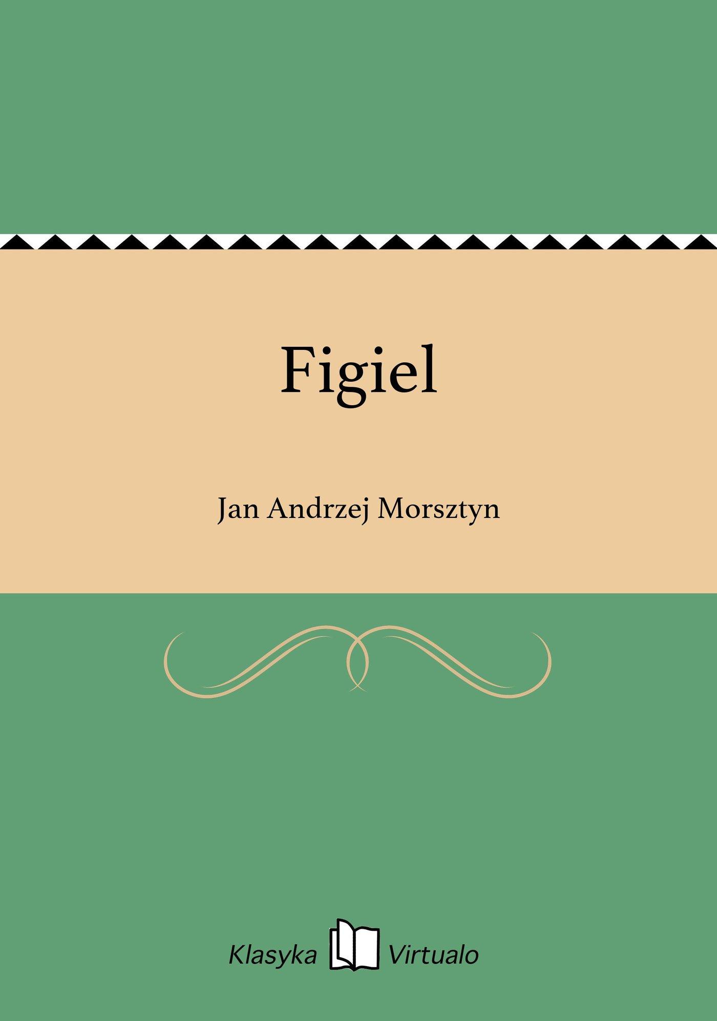 Figiel - Ebook (Książka EPUB) do pobrania w formacie EPUB
