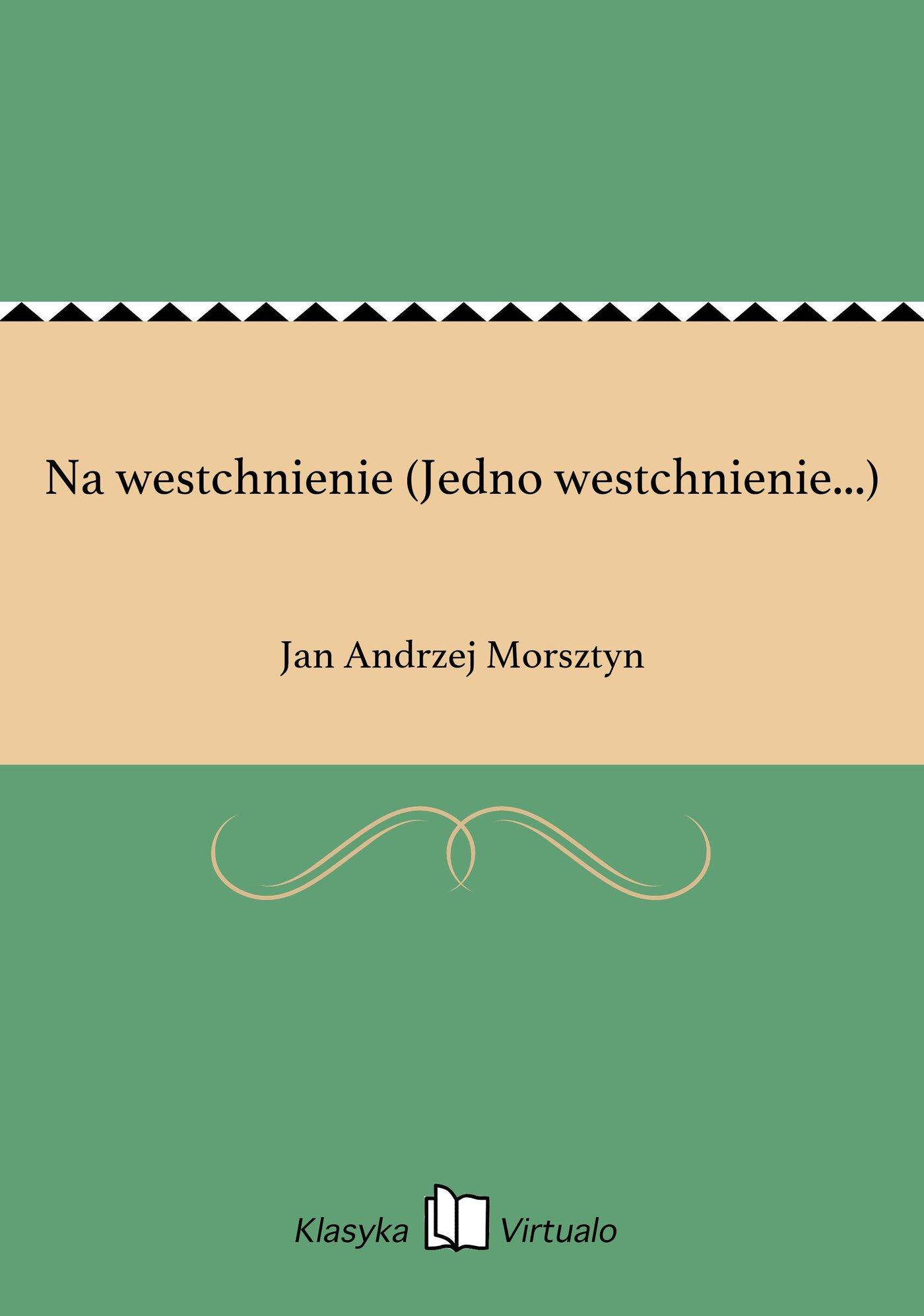 Na westchnienie (Jedno westchnienie...) - Ebook (Książka EPUB) do pobrania w formacie EPUB