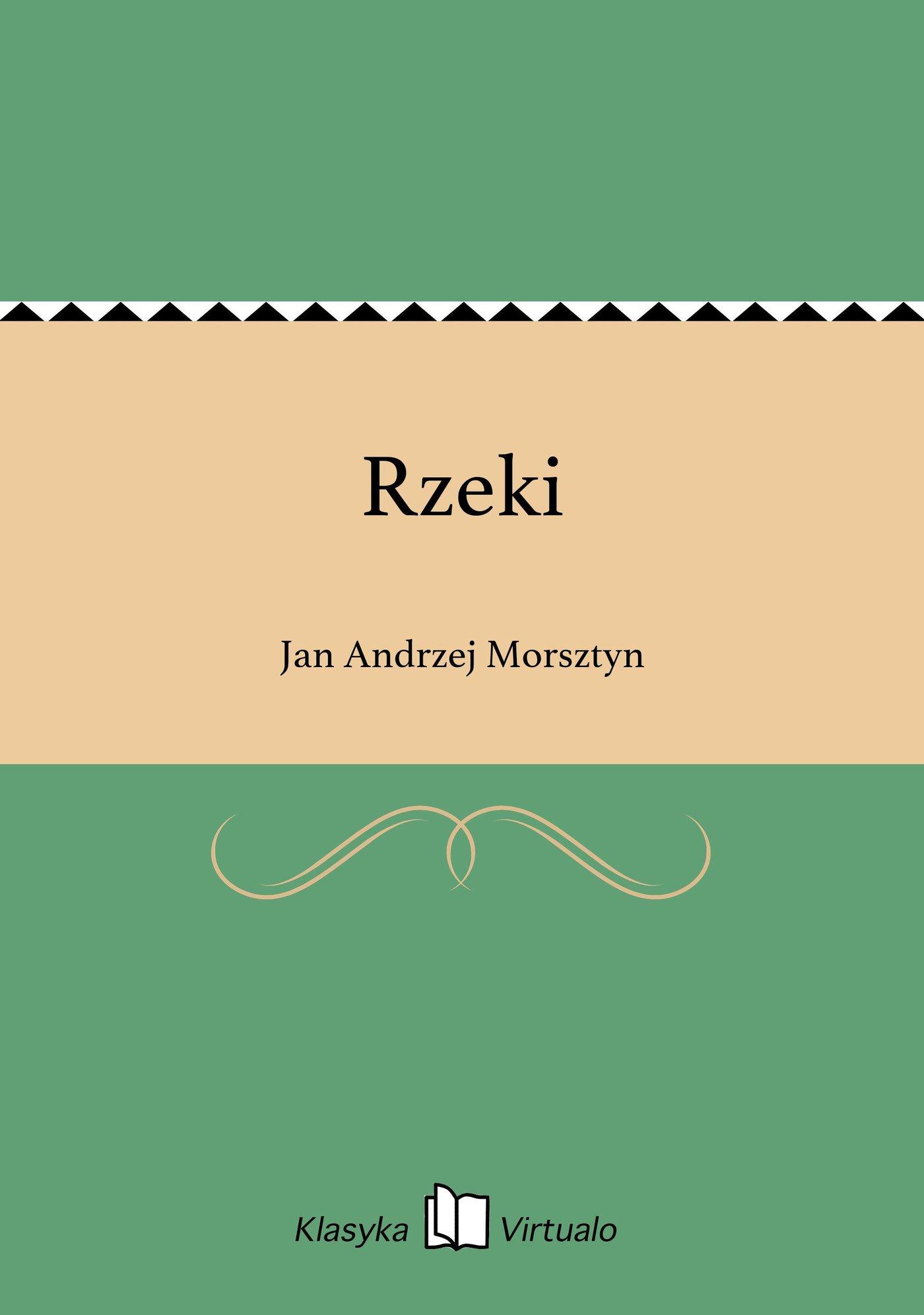 Rzeki - Ebook (Książka EPUB) do pobrania w formacie EPUB