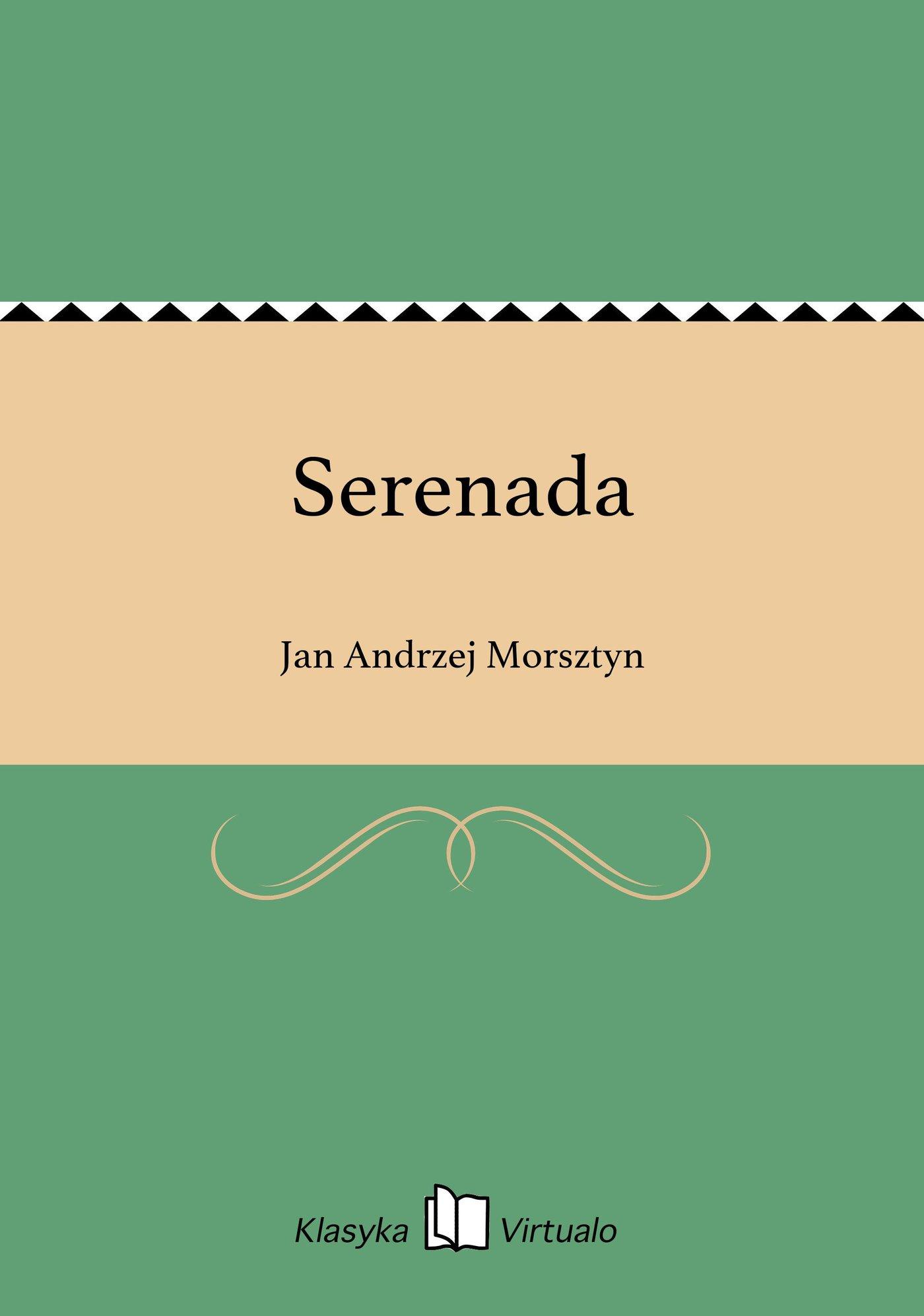 Serenada - Ebook (Książka EPUB) do pobrania w formacie EPUB