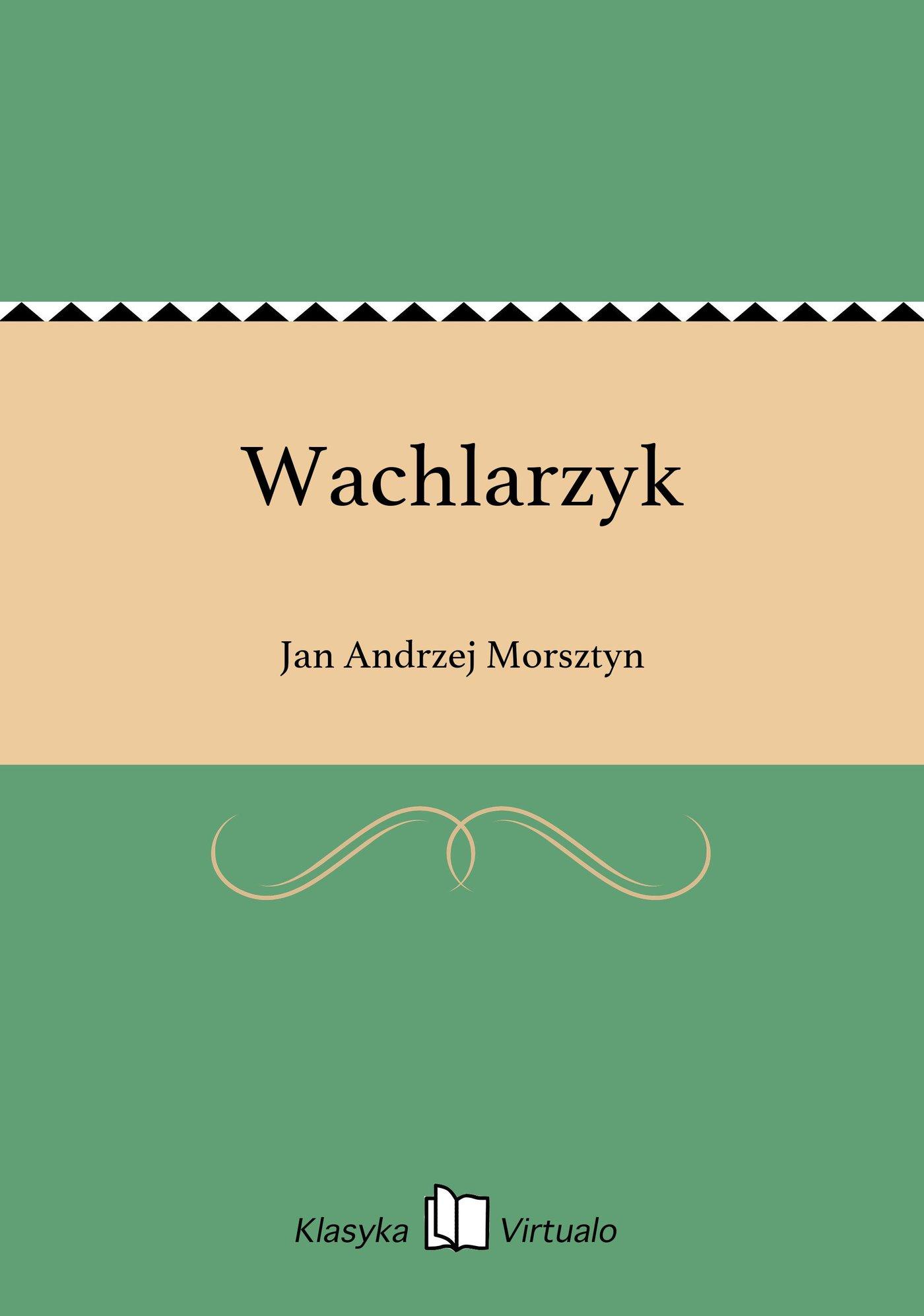 Wachlarzyk - Ebook (Książka EPUB) do pobrania w formacie EPUB