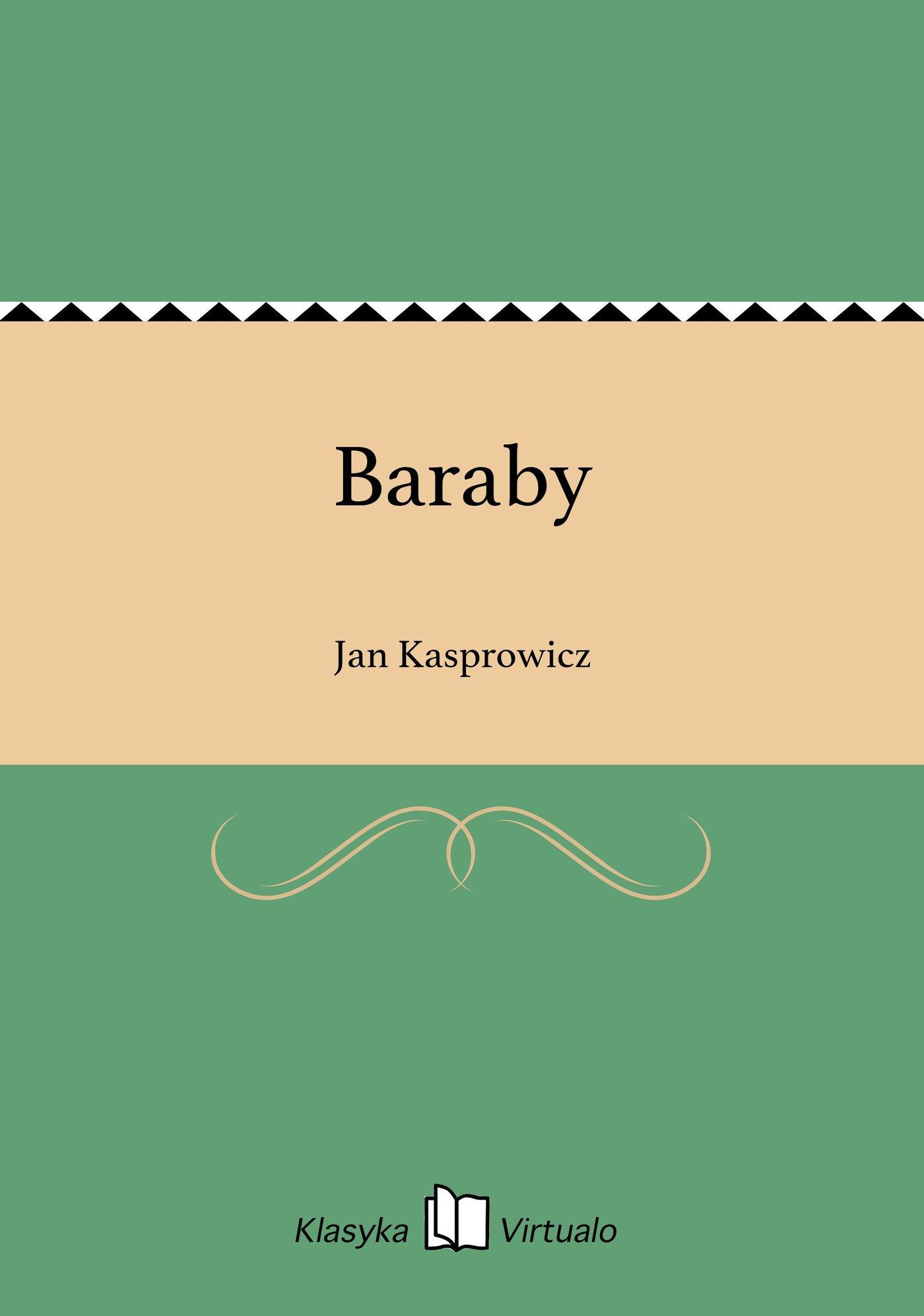 Baraby - Ebook (Książka EPUB) do pobrania w formacie EPUB