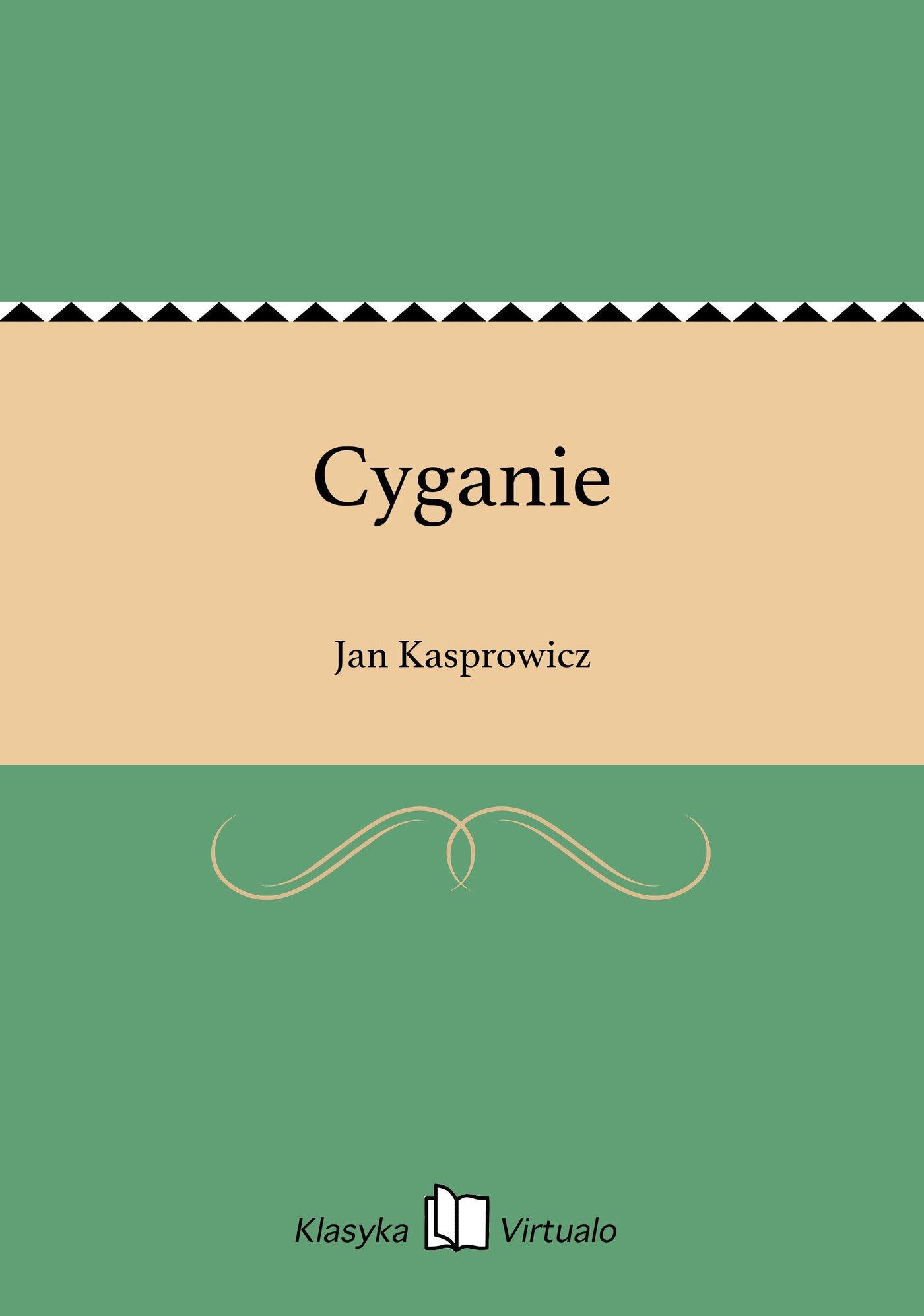 Cyganie - Ebook (Książka EPUB) do pobrania w formacie EPUB