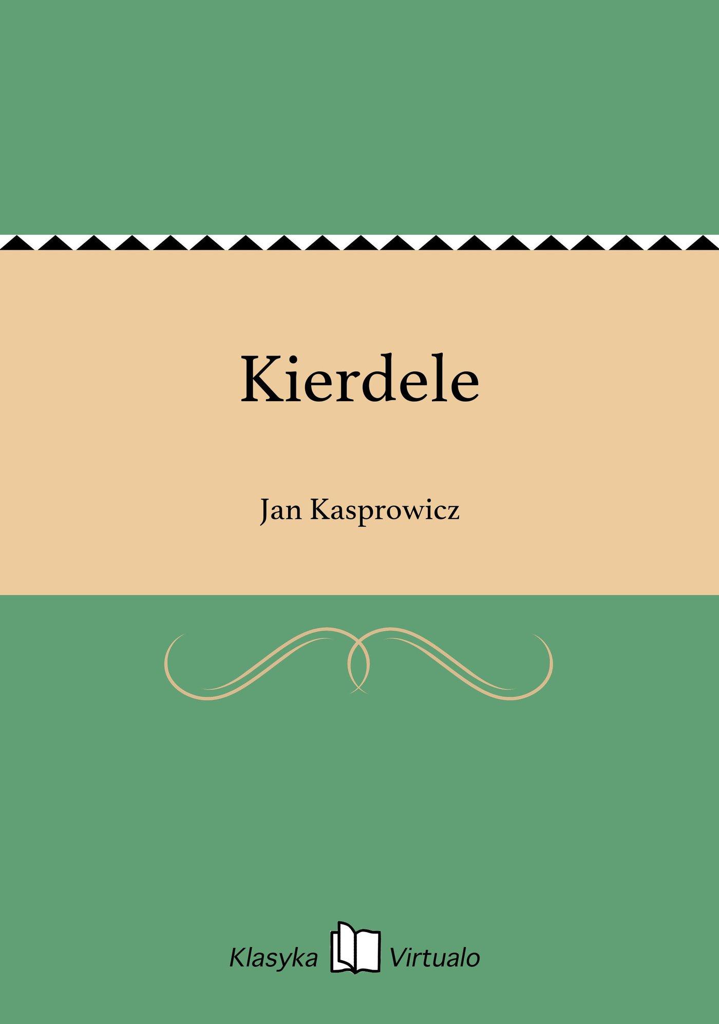 Kierdele - Ebook (Książka EPUB) do pobrania w formacie EPUB