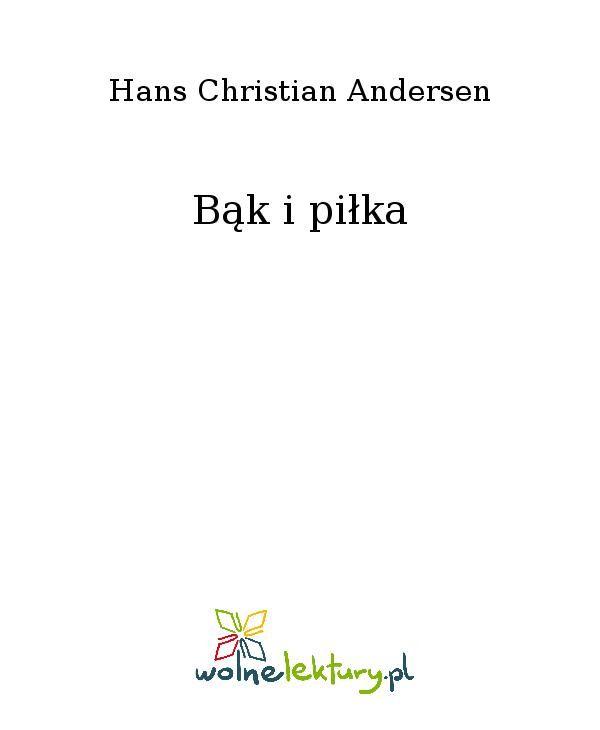 Bąk i piłka - Ebook (Książka EPUB) do pobrania w formacie EPUB