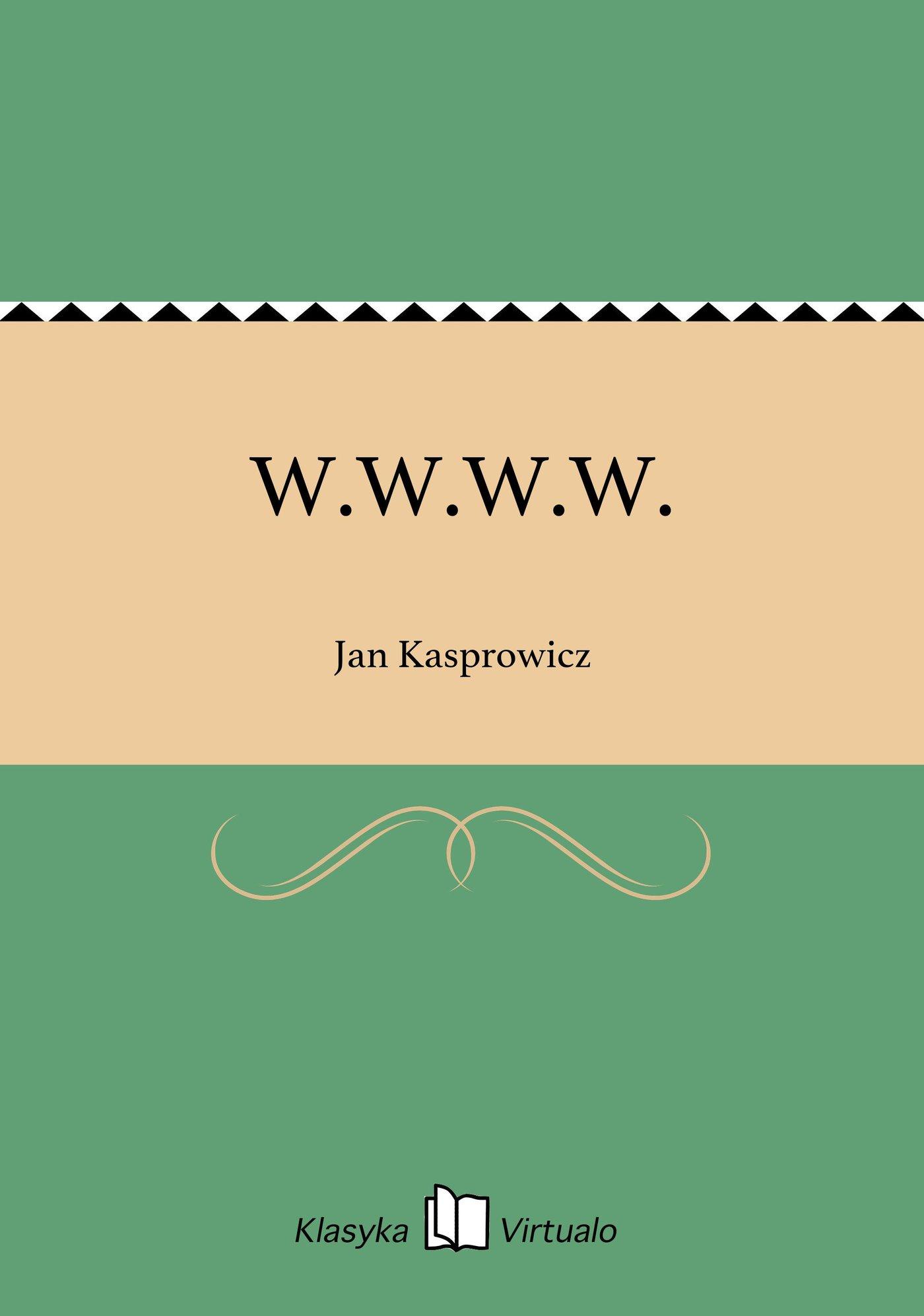W.W.W.W. - Ebook (Książka EPUB) do pobrania w formacie EPUB