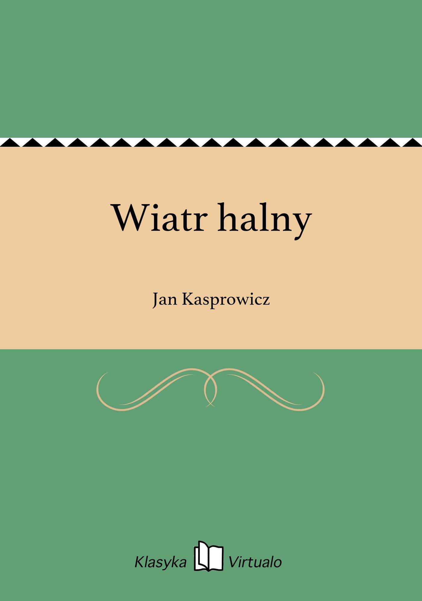 Wiatr halny - Ebook (Książka EPUB) do pobrania w formacie EPUB