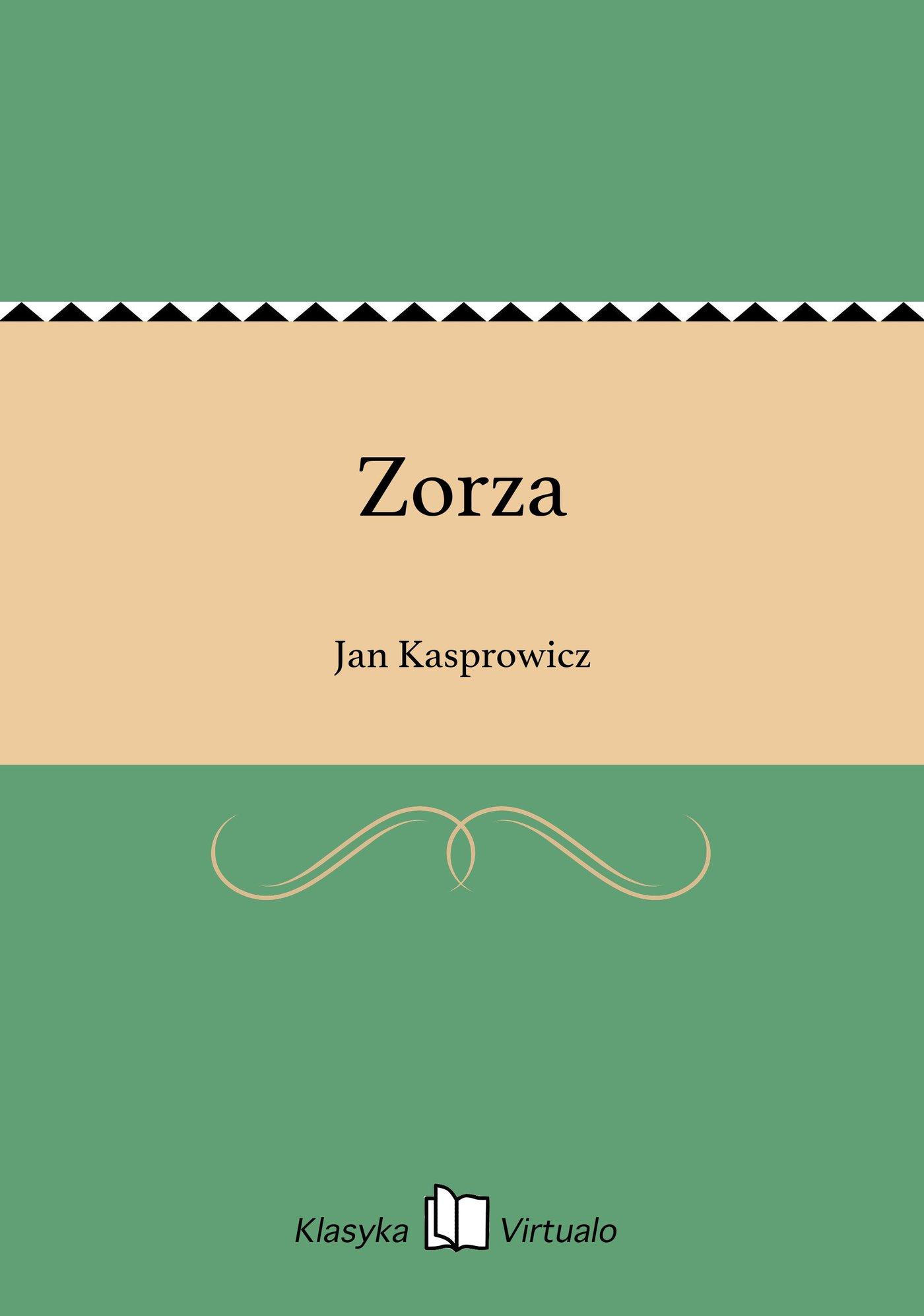 Zorza - Ebook (Książka EPUB) do pobrania w formacie EPUB