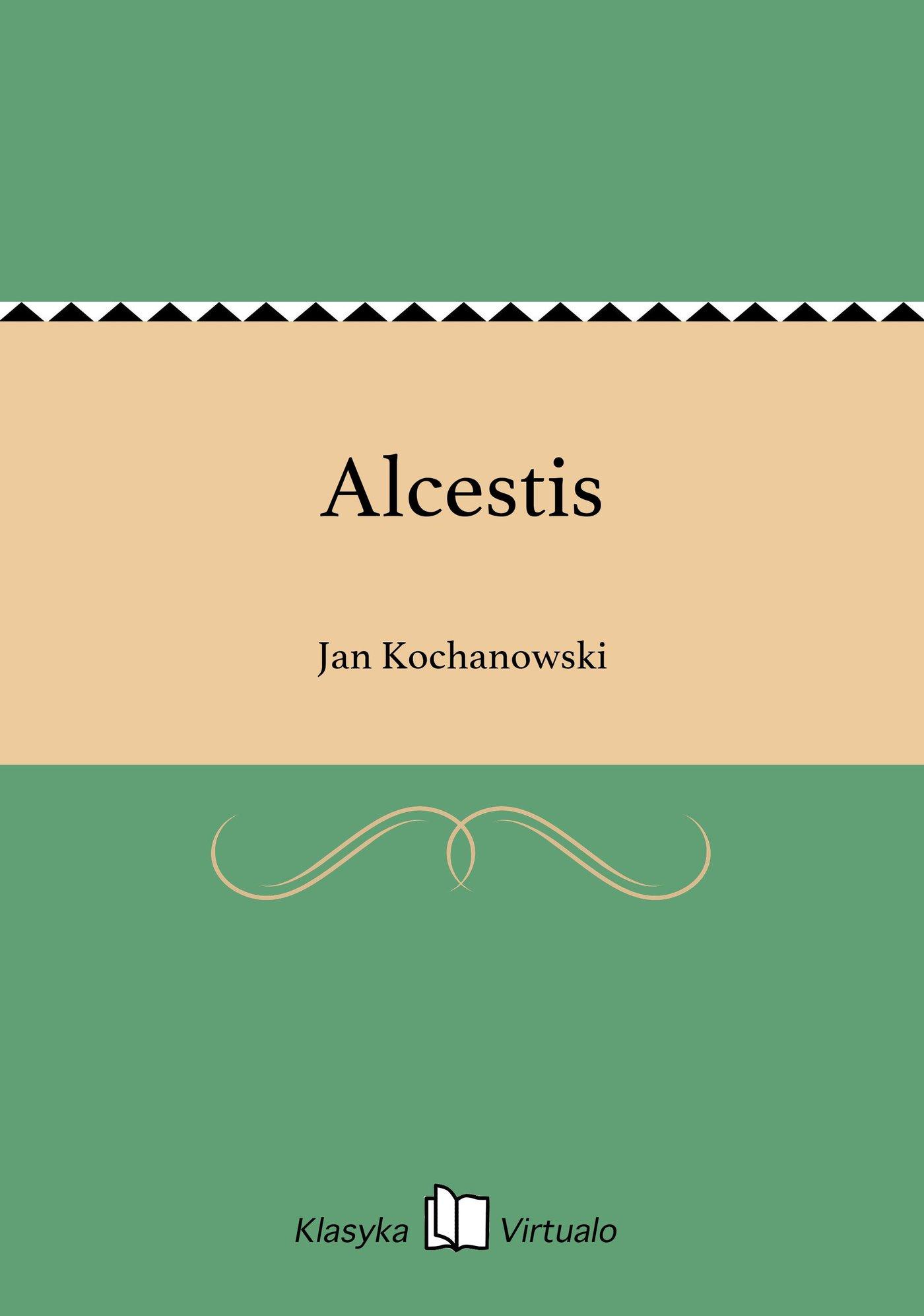 Alcestis - Ebook (Książka EPUB) do pobrania w formacie EPUB