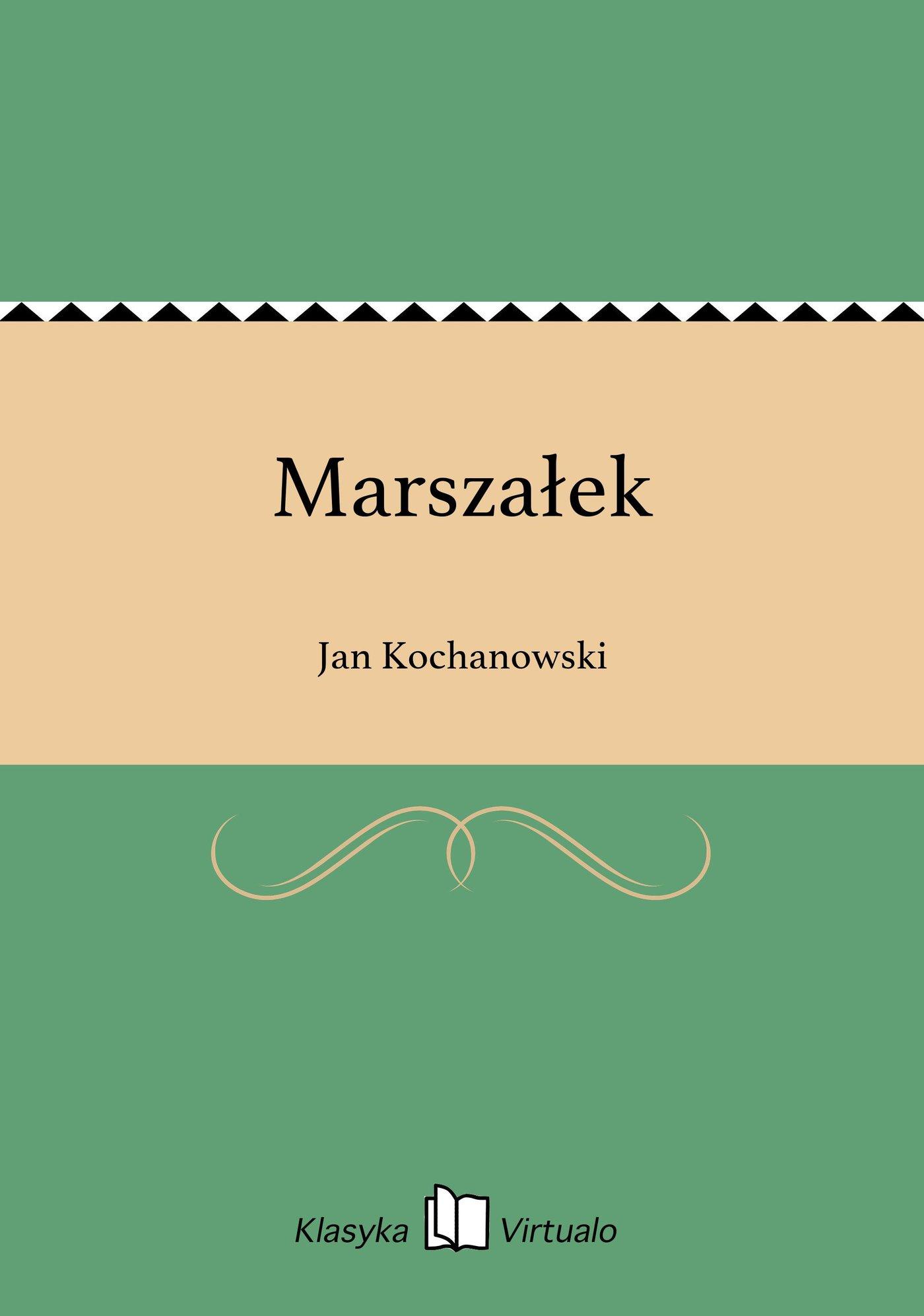 Marszałek - Ebook (Książka EPUB) do pobrania w formacie EPUB