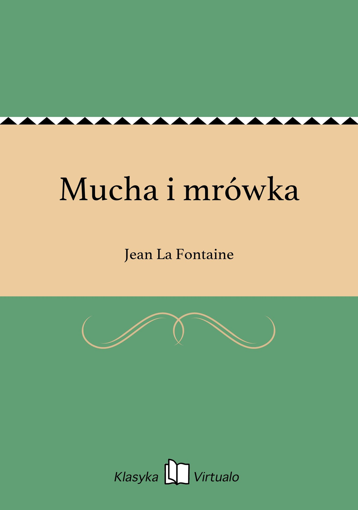 Mucha i mrówka - Ebook (Książka EPUB) do pobrania w formacie EPUB