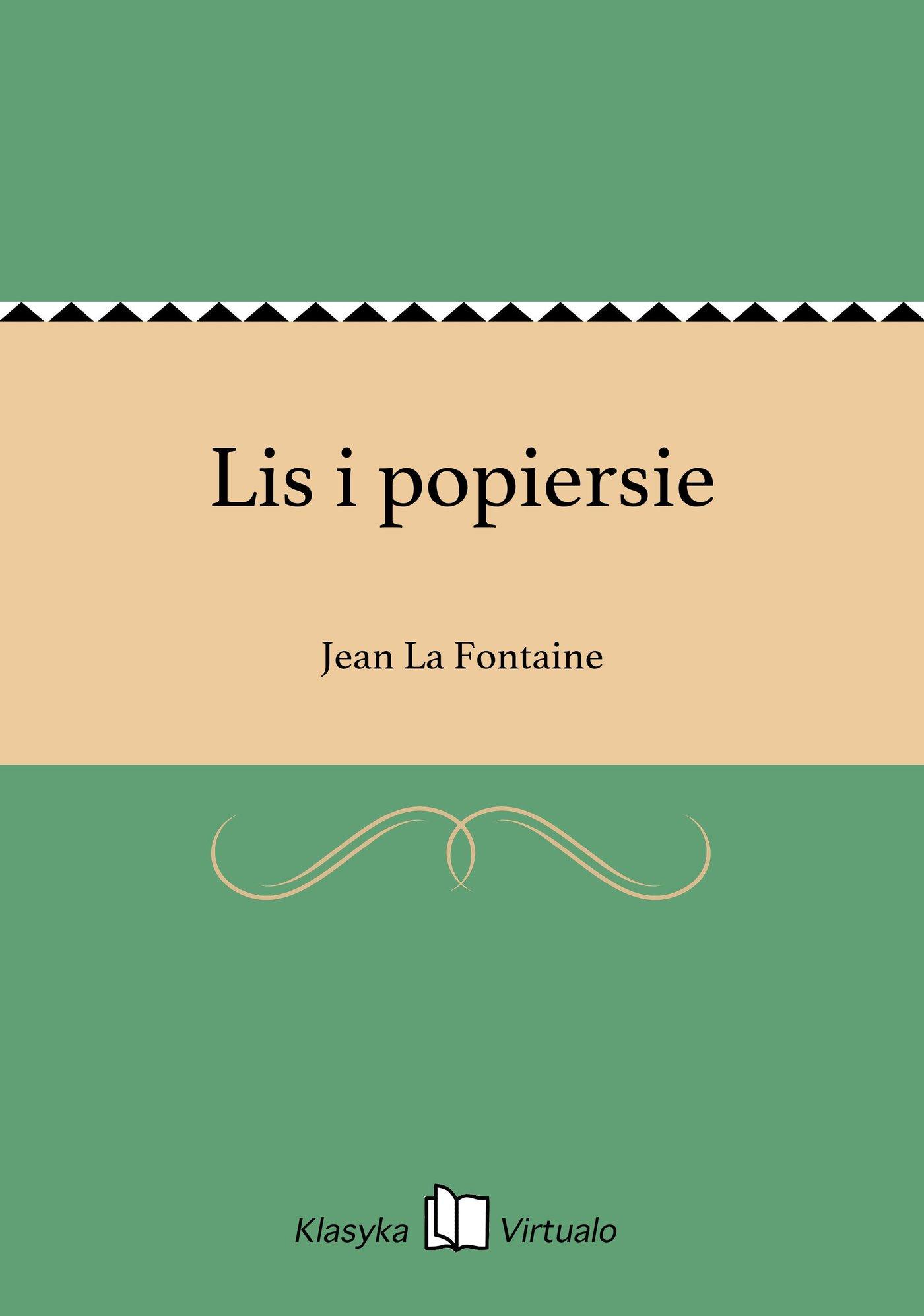 Lis i popiersie - Ebook (Książka EPUB) do pobrania w formacie EPUB