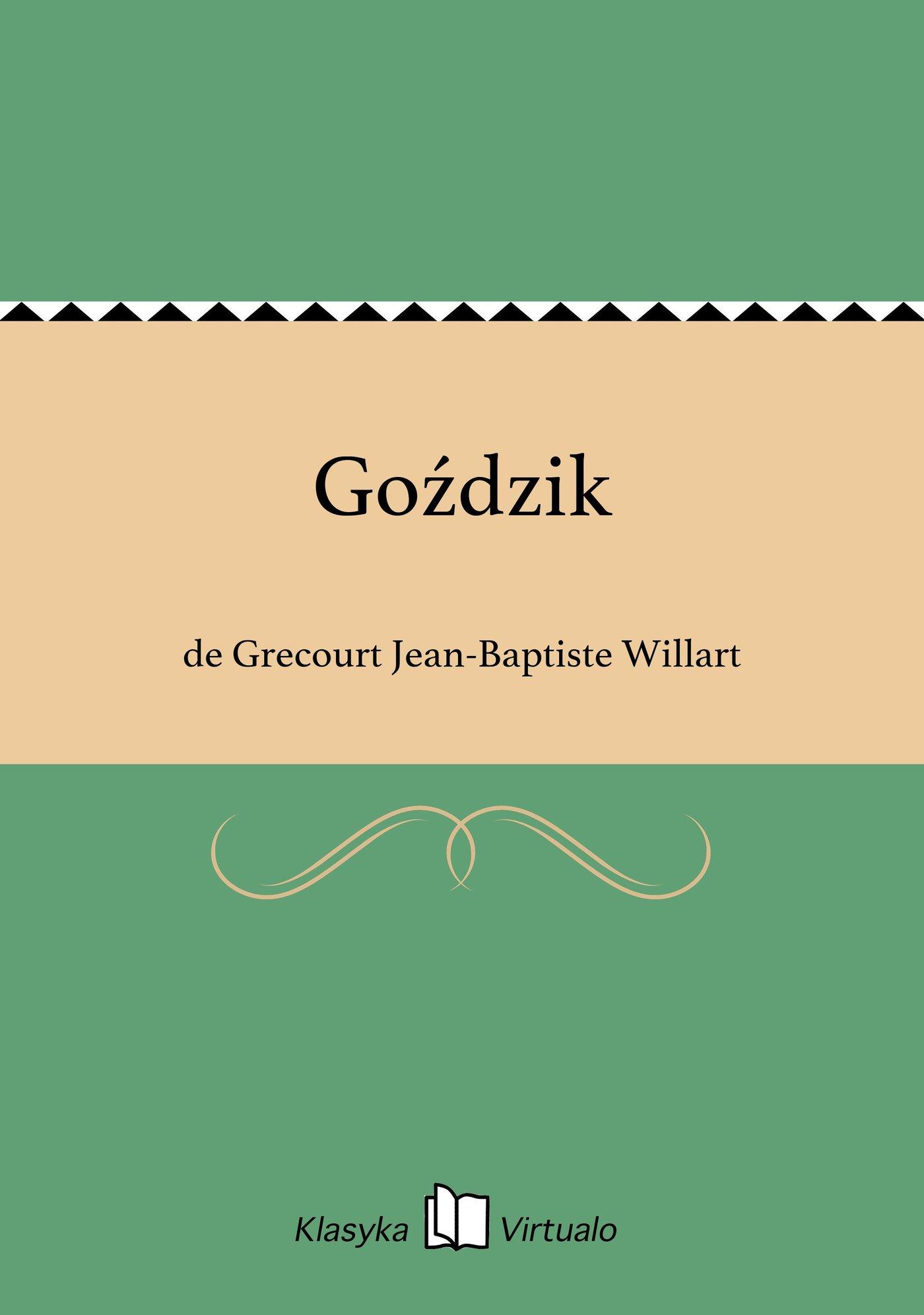 Goździk - Ebook (Książka EPUB) do pobrania w formacie EPUB