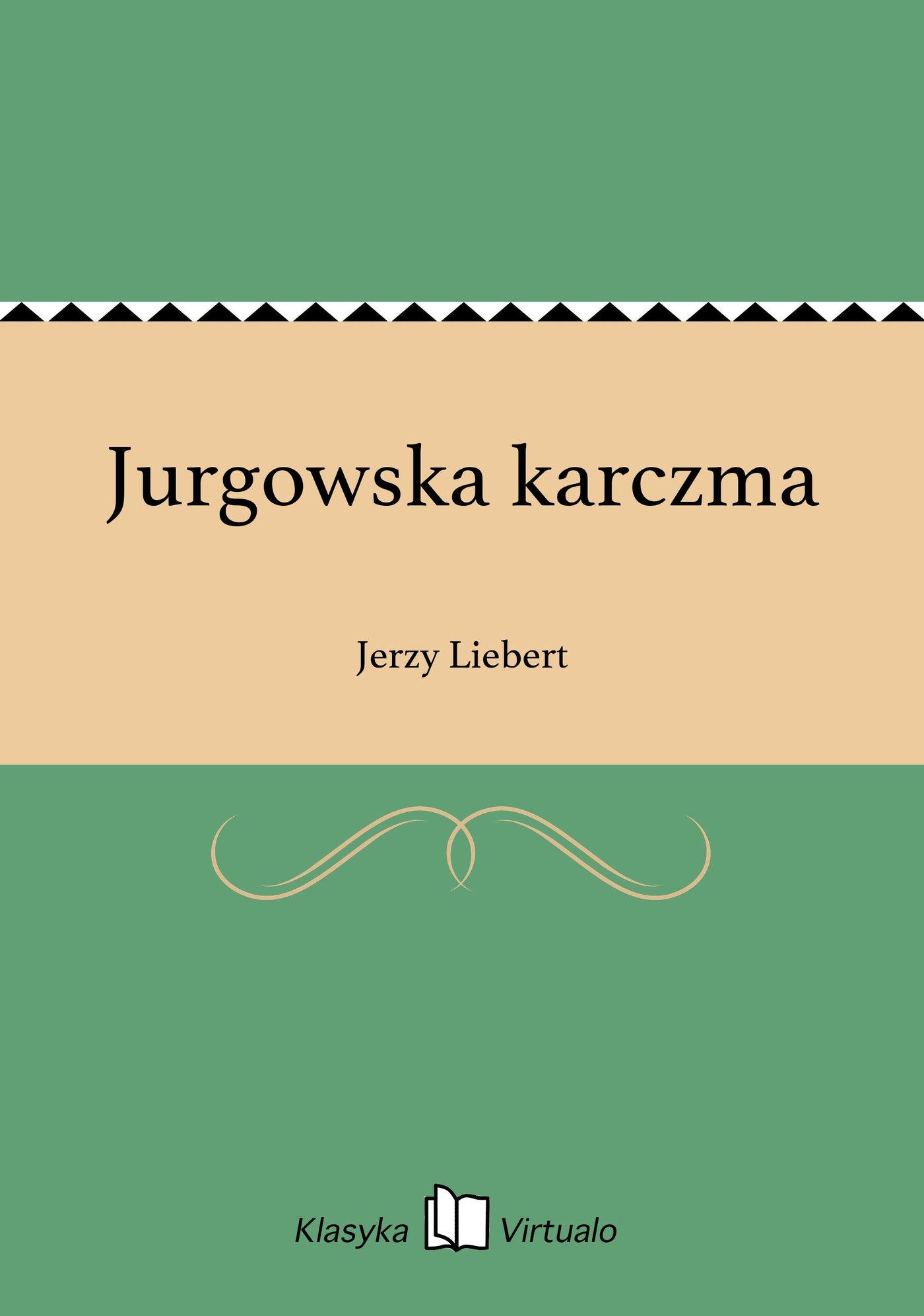 Jurgowska karczma - Ebook (Książka EPUB) do pobrania w formacie EPUB