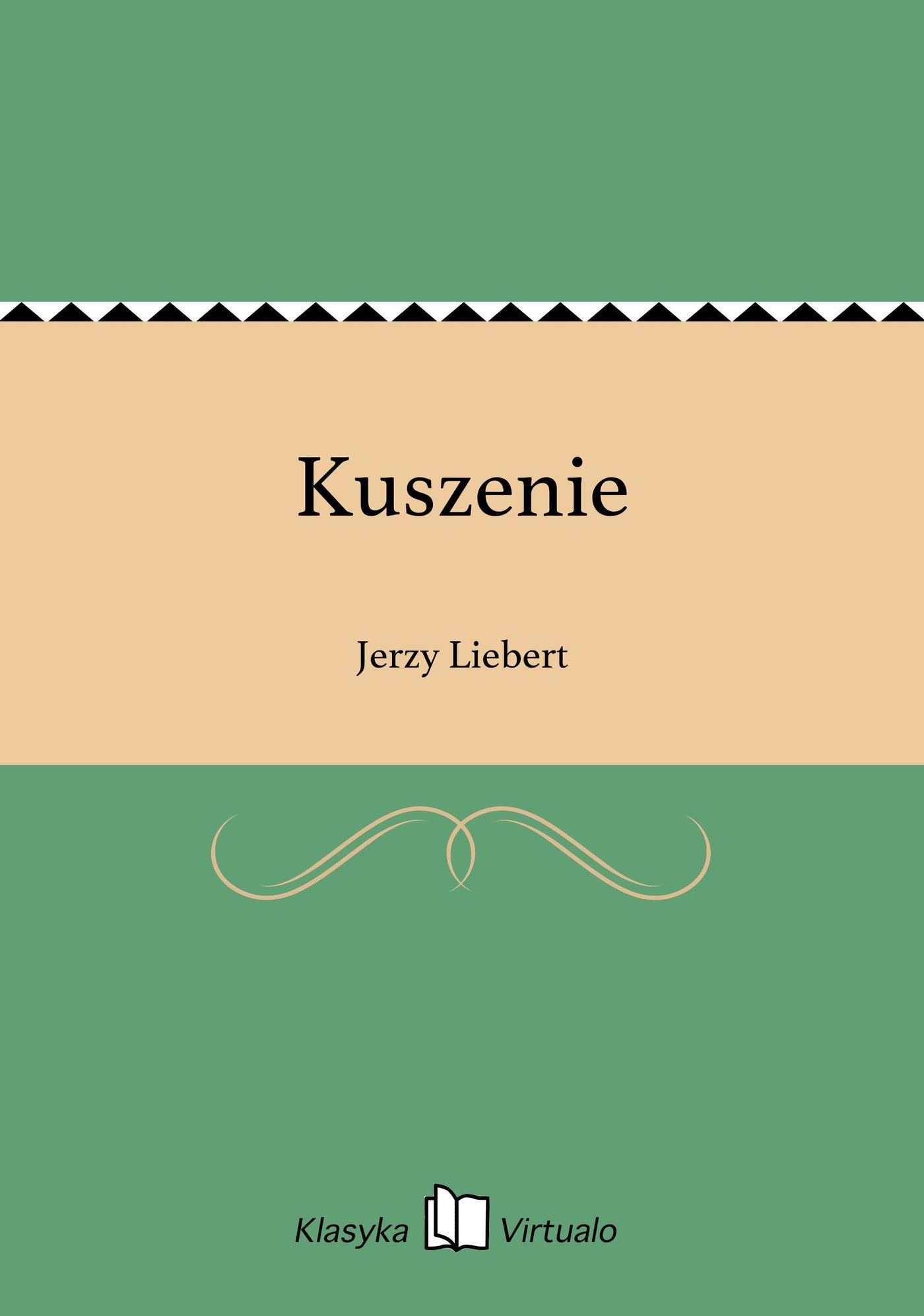 Kuszenie - Ebook (Książka EPUB) do pobrania w formacie EPUB