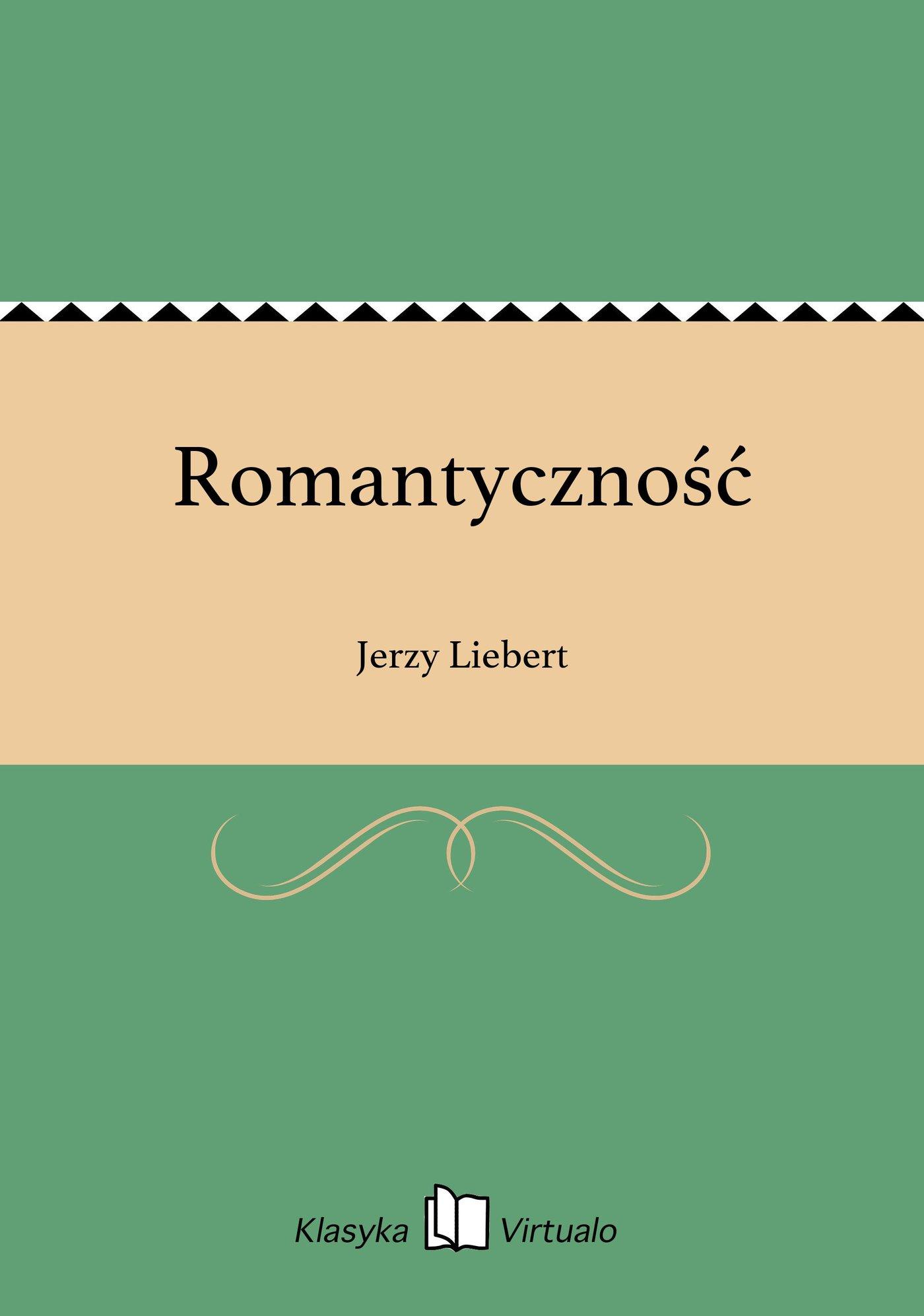 Romantyczność - Ebook (Książka EPUB) do pobrania w formacie EPUB