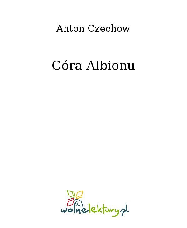 Córa Albionu - Ebook (Książka EPUB) do pobrania w formacie EPUB