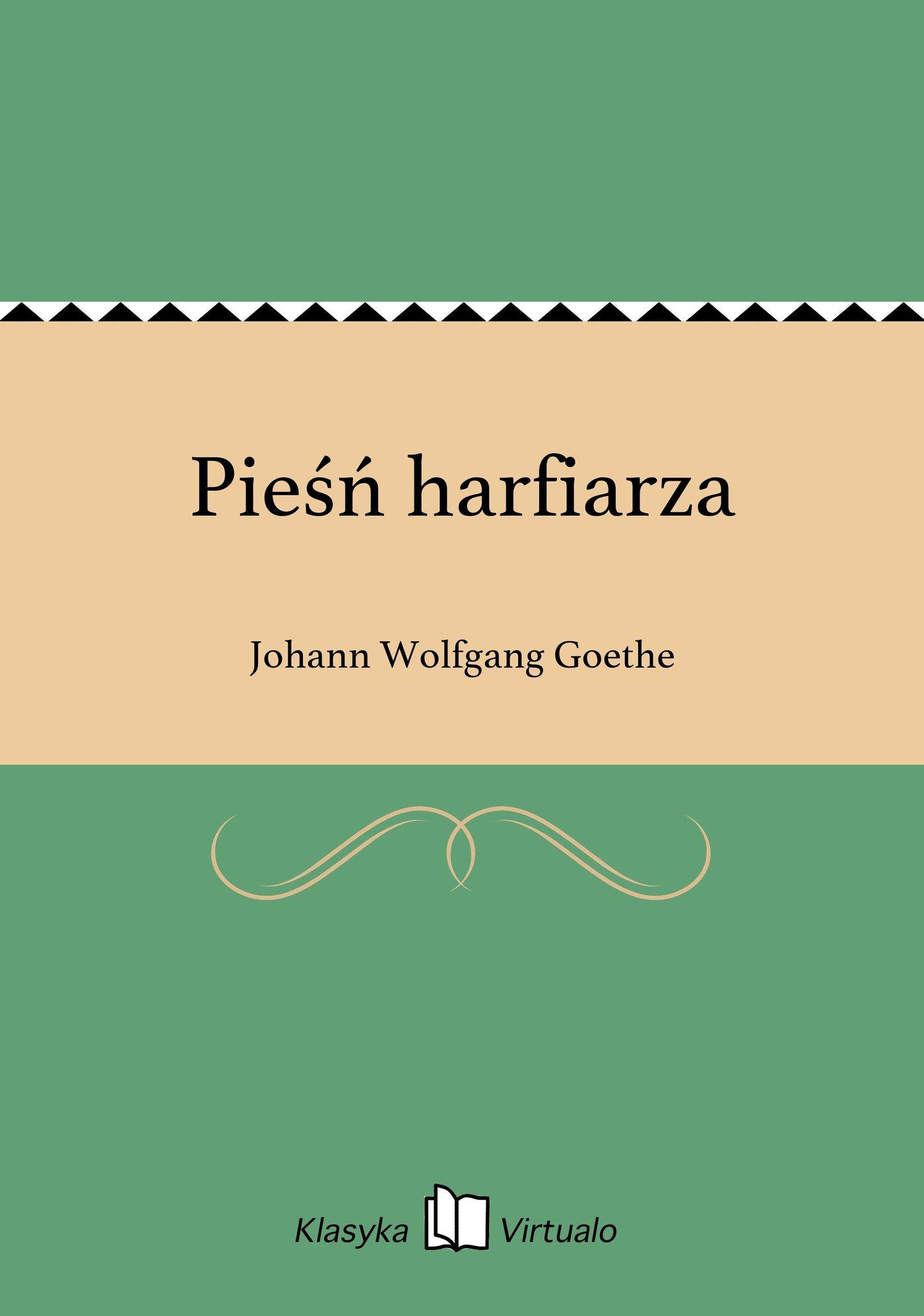 Pieśń harfiarza - Ebook (Książka EPUB) do pobrania w formacie EPUB