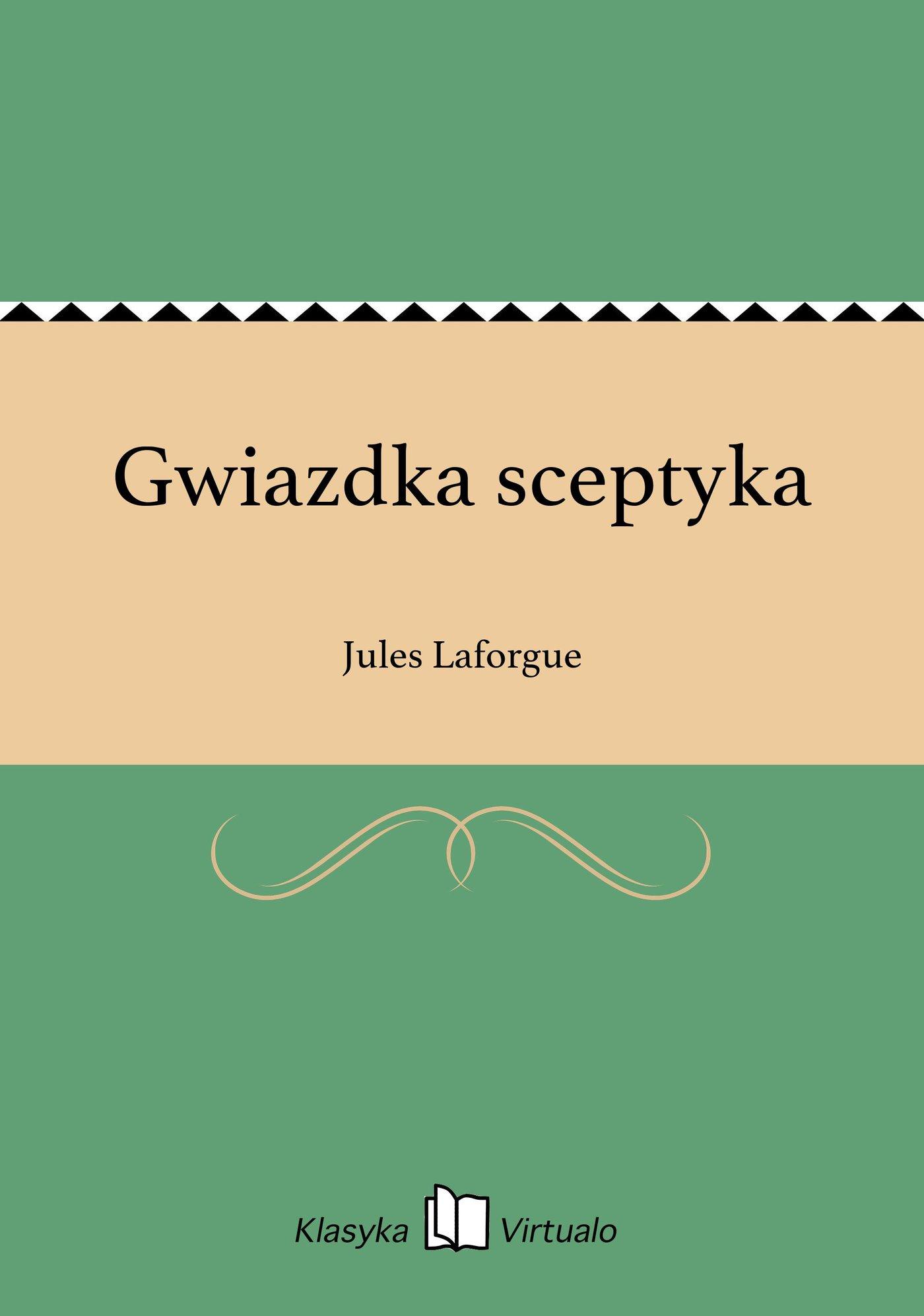 Gwiazdka sceptyka - Ebook (Książka EPUB) do pobrania w formacie EPUB