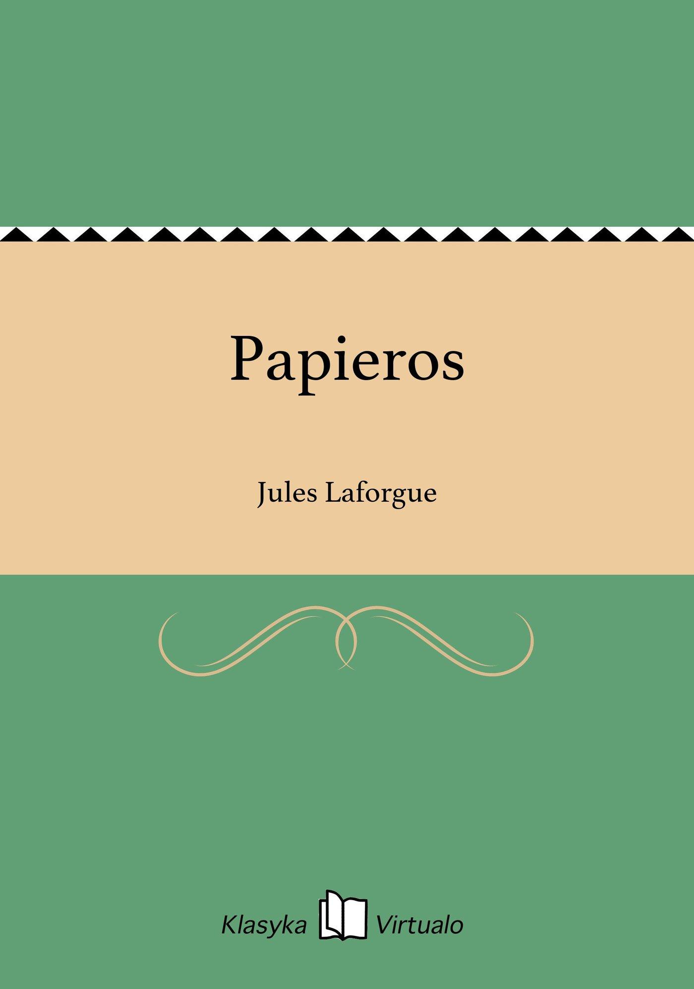 Papieros - Ebook (Książka EPUB) do pobrania w formacie EPUB