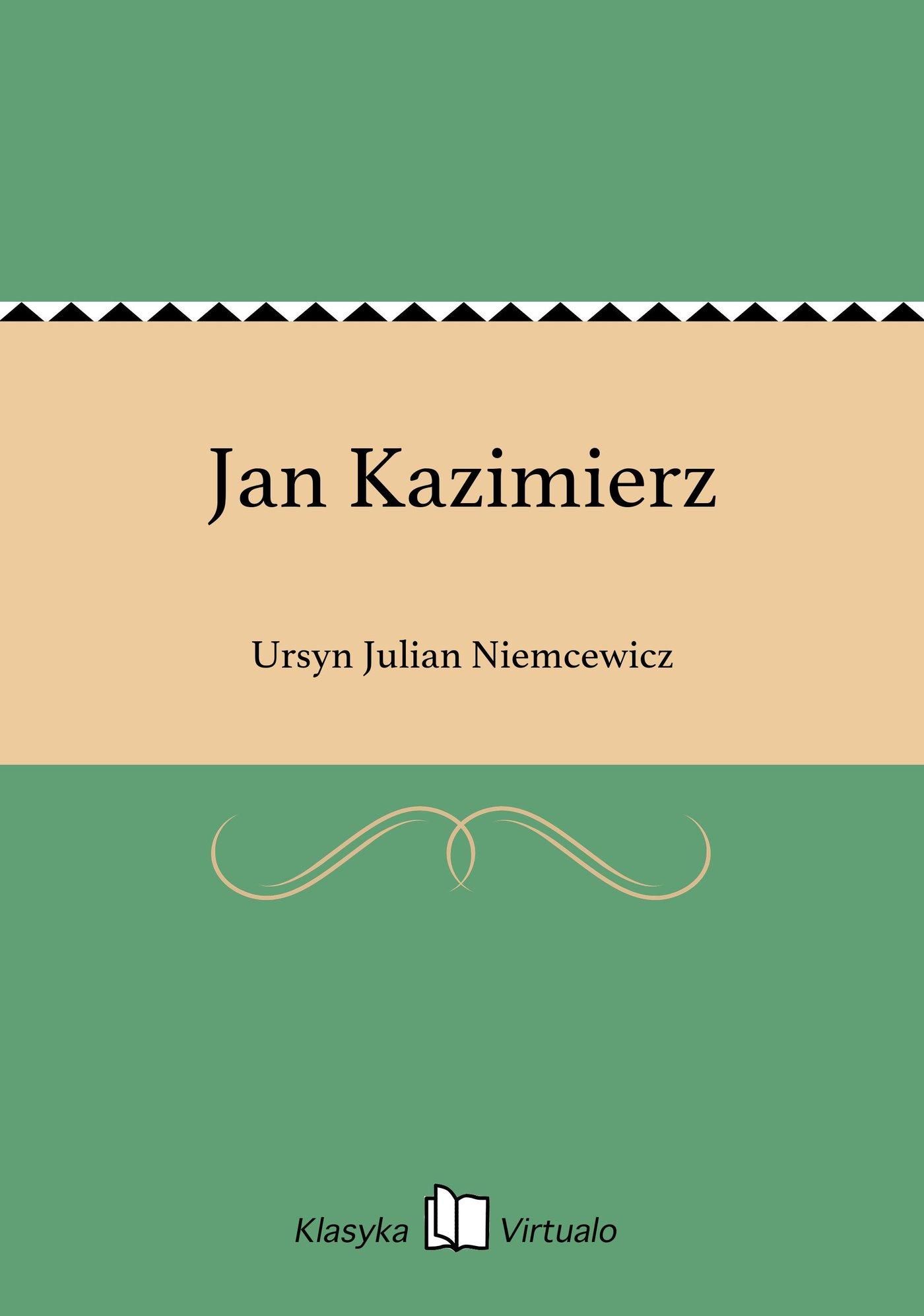 Jan Kazimierz - Ebook (Książka EPUB) do pobrania w formacie EPUB