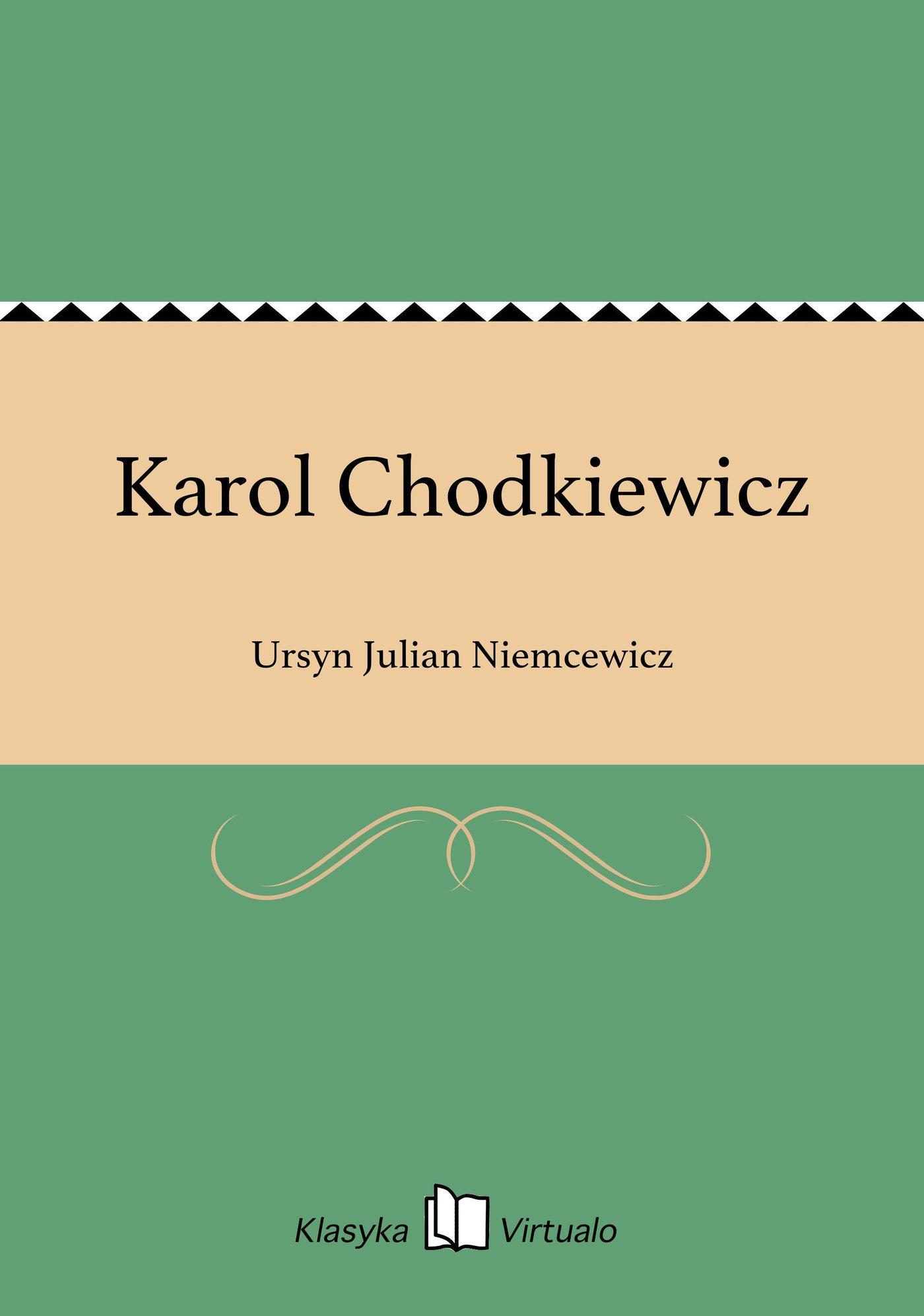 Karol Chodkiewicz - Ebook (Książka EPUB) do pobrania w formacie EPUB