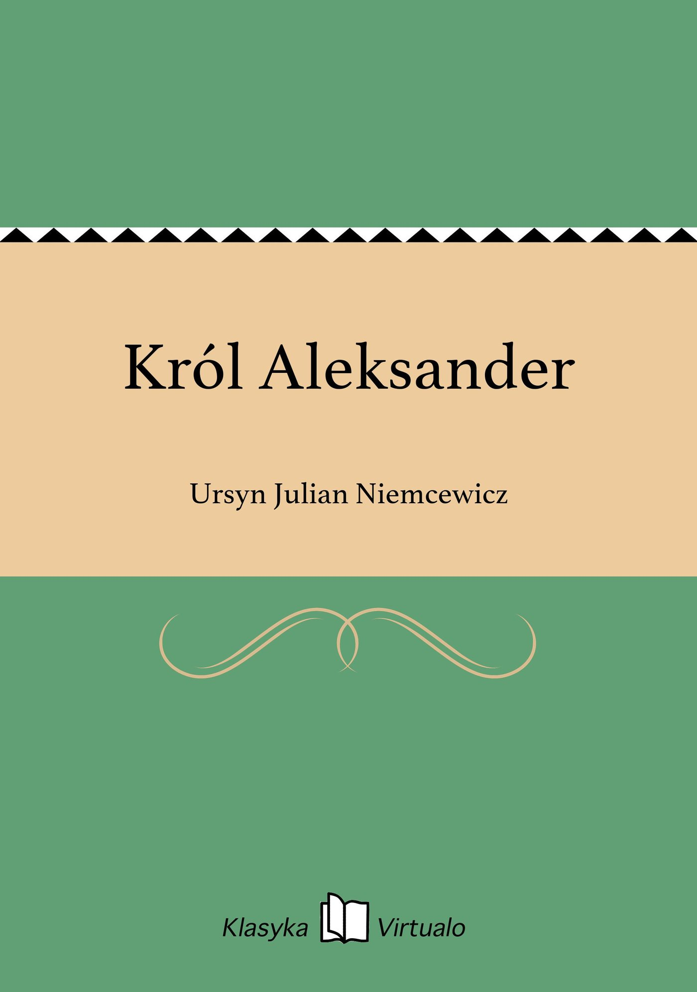 Król Aleksander - Ebook (Książka EPUB) do pobrania w formacie EPUB