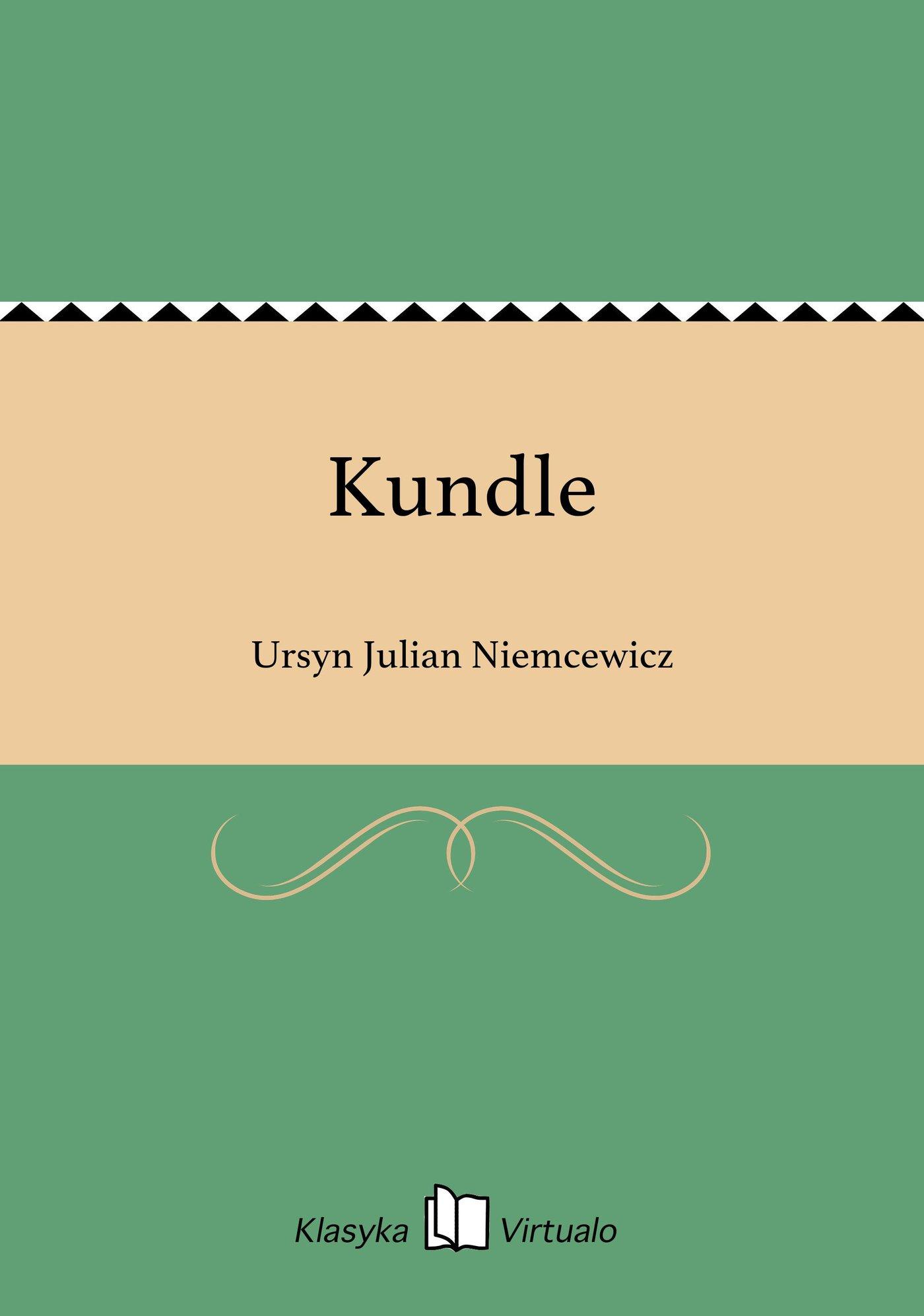 Kundle - Ebook (Książka EPUB) do pobrania w formacie EPUB