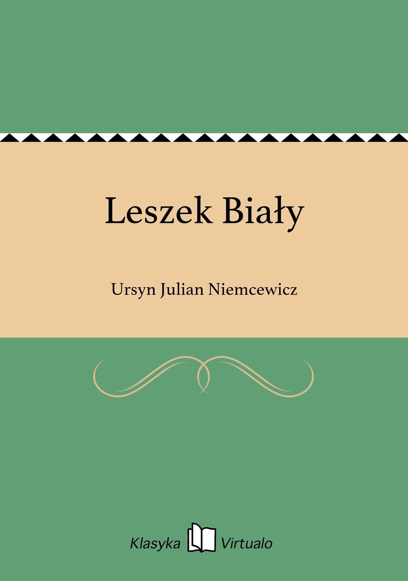 Leszek Biały - Ebook (Książka EPUB) do pobrania w formacie EPUB