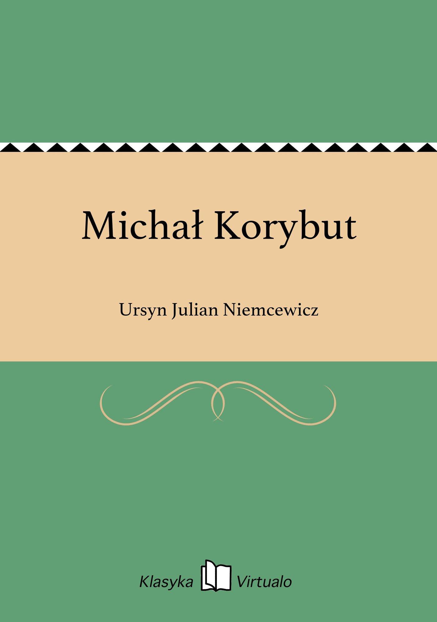 Michał Korybut - Ebook (Książka EPUB) do pobrania w formacie EPUB