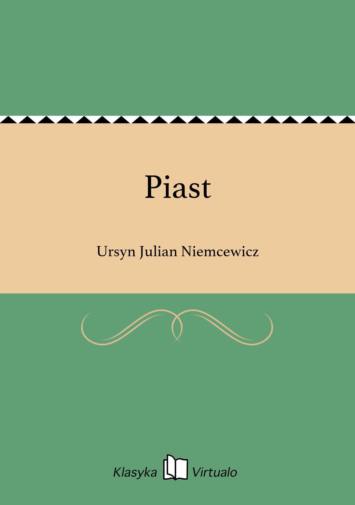 Piast - Ebook (Książka EPUB) do pobrania w formacie EPUB