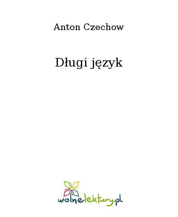Długi język - Ebook (Książka EPUB) do pobrania w formacie EPUB