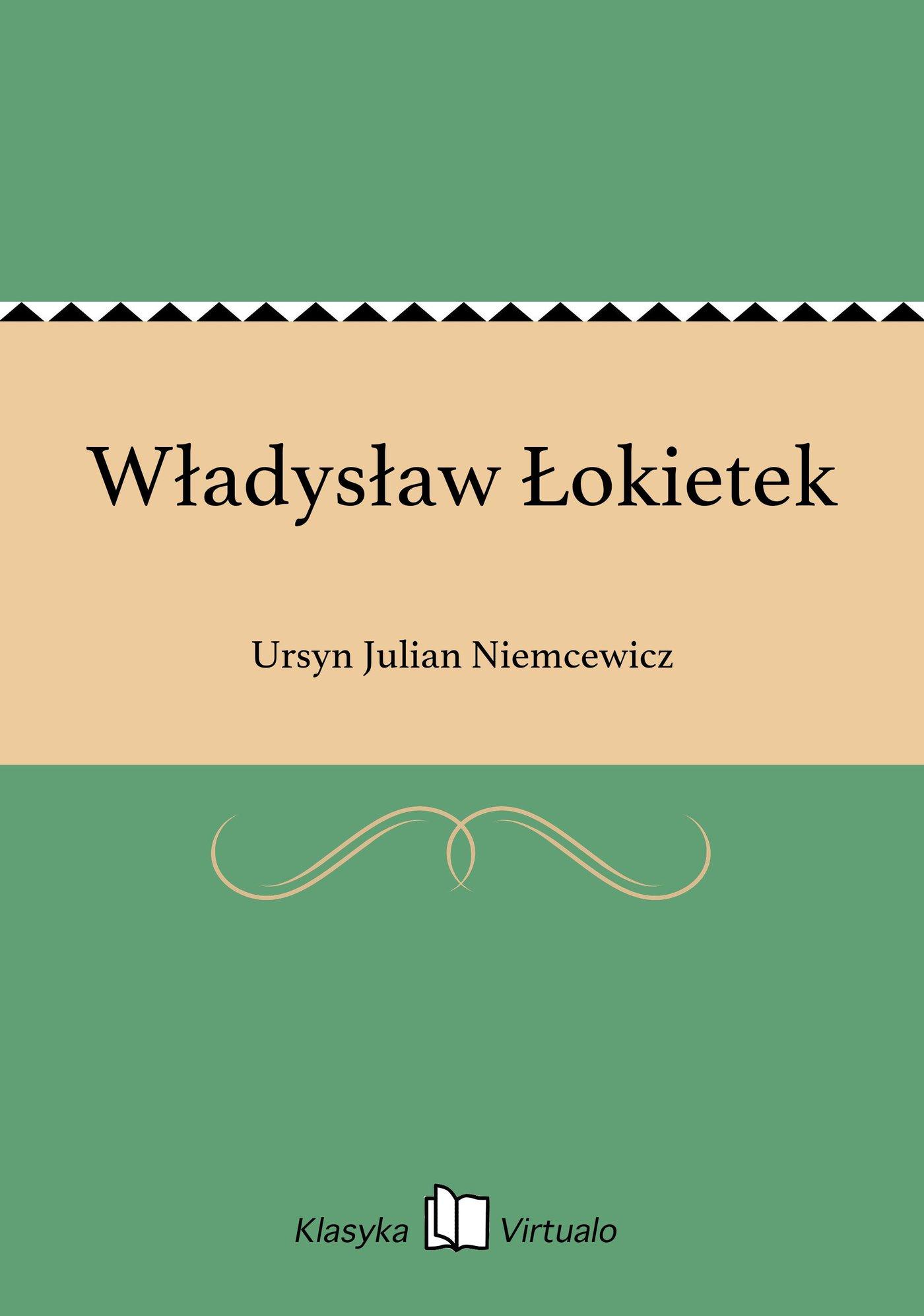 Władysław Łokietek - Ebook (Książka EPUB) do pobrania w formacie EPUB