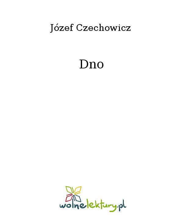 Dno - Ebook (Książka EPUB) do pobrania w formacie EPUB
