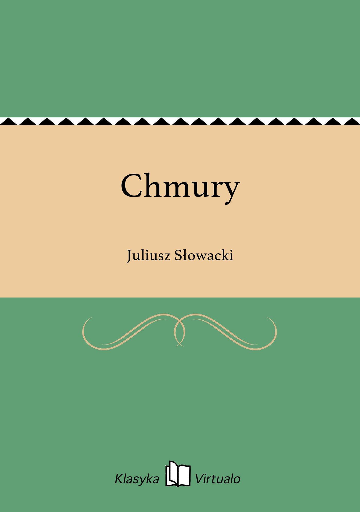 Chmury - Ebook (Książka EPUB) do pobrania w formacie EPUB