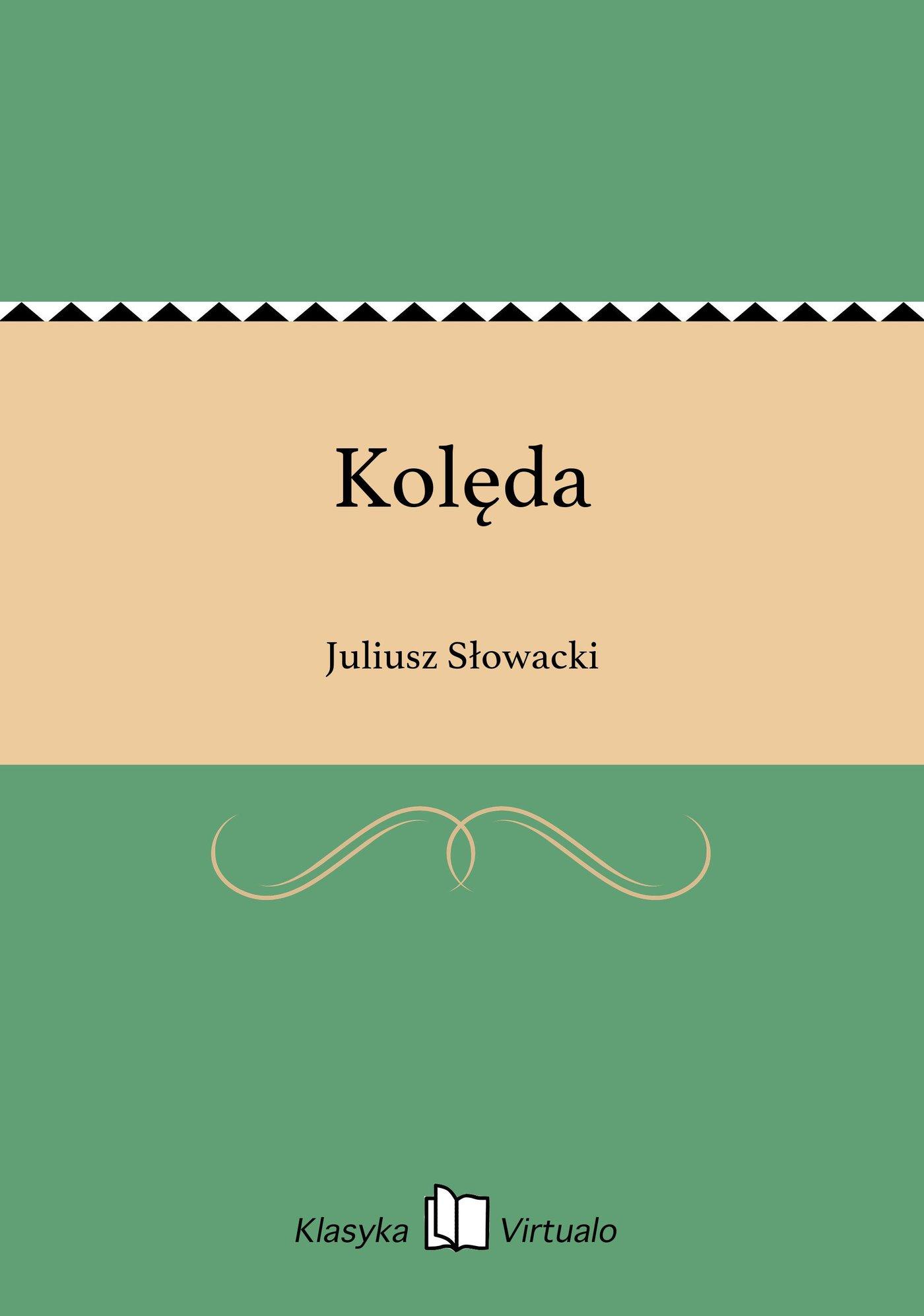 Kolęda - Ebook (Książka EPUB) do pobrania w formacie EPUB