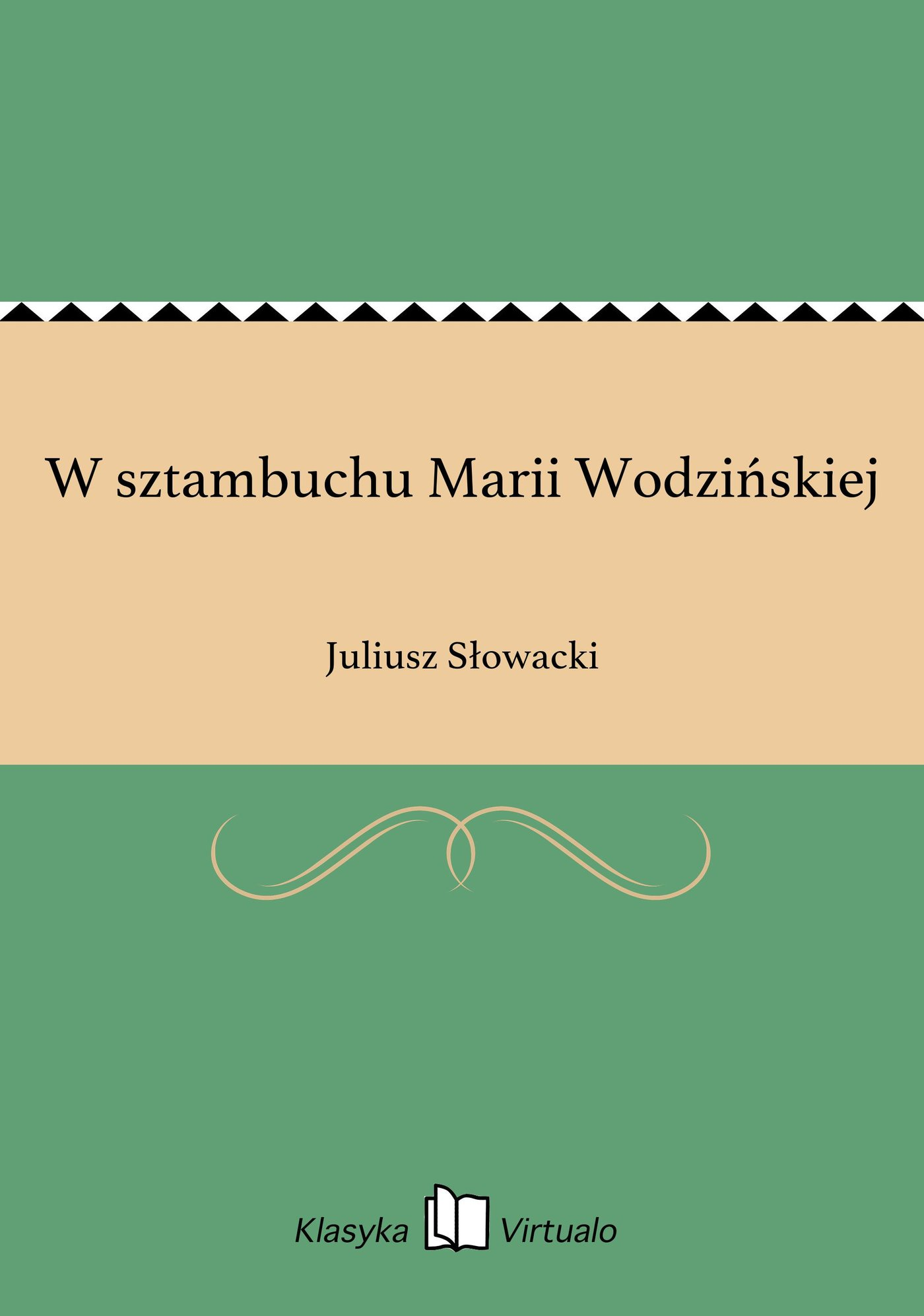 W sztambuchu Marii Wodzińskiej - Ebook (Książka EPUB) do pobrania w formacie EPUB