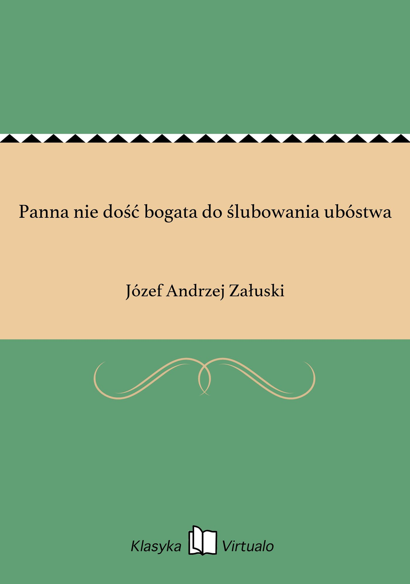 Panna nie dość bogata do ślubowania ubóstwa - Ebook (Książka EPUB) do pobrania w formacie EPUB