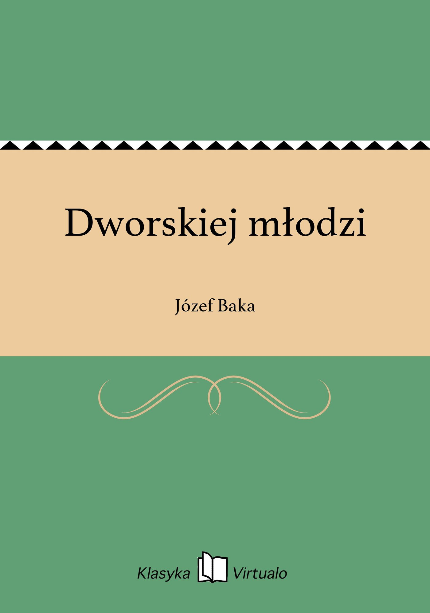 Dworskiej młodzi - Ebook (Książka EPUB) do pobrania w formacie EPUB