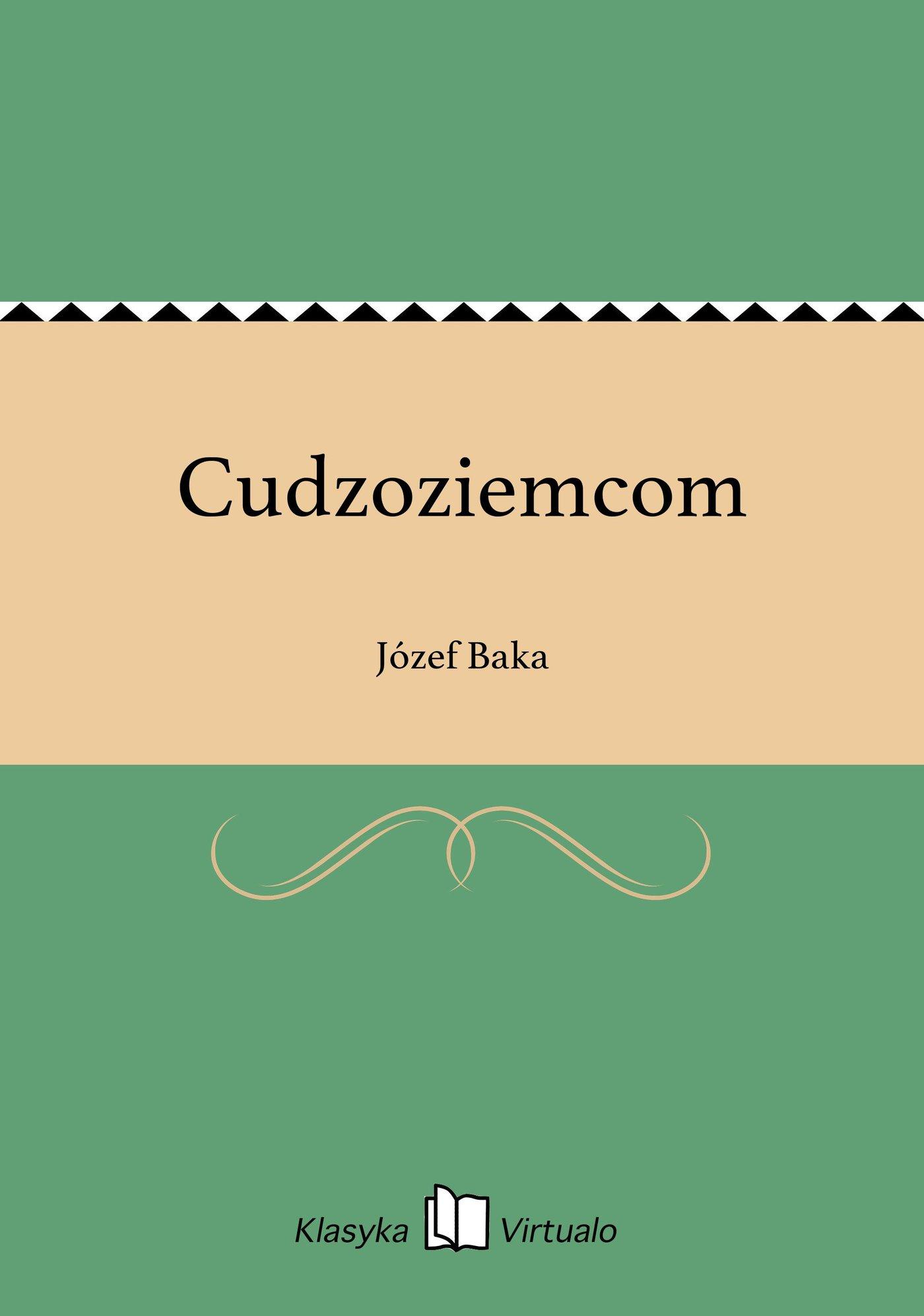 Cudzoziemcom - Ebook (Książka EPUB) do pobrania w formacie EPUB