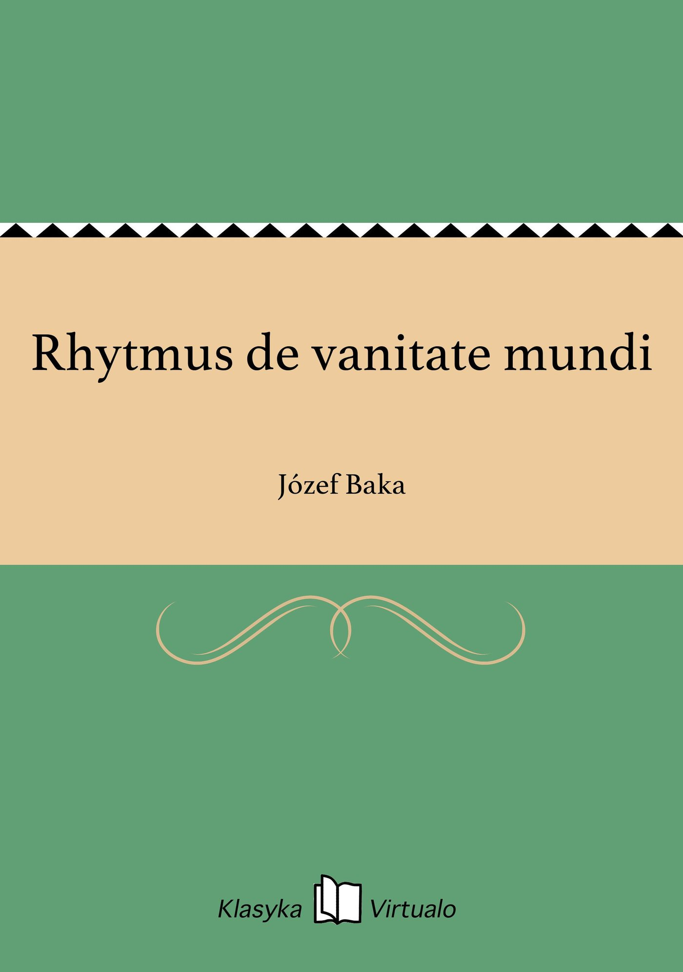 Rhytmus de vanitate mundi - Ebook (Książka EPUB) do pobrania w formacie EPUB