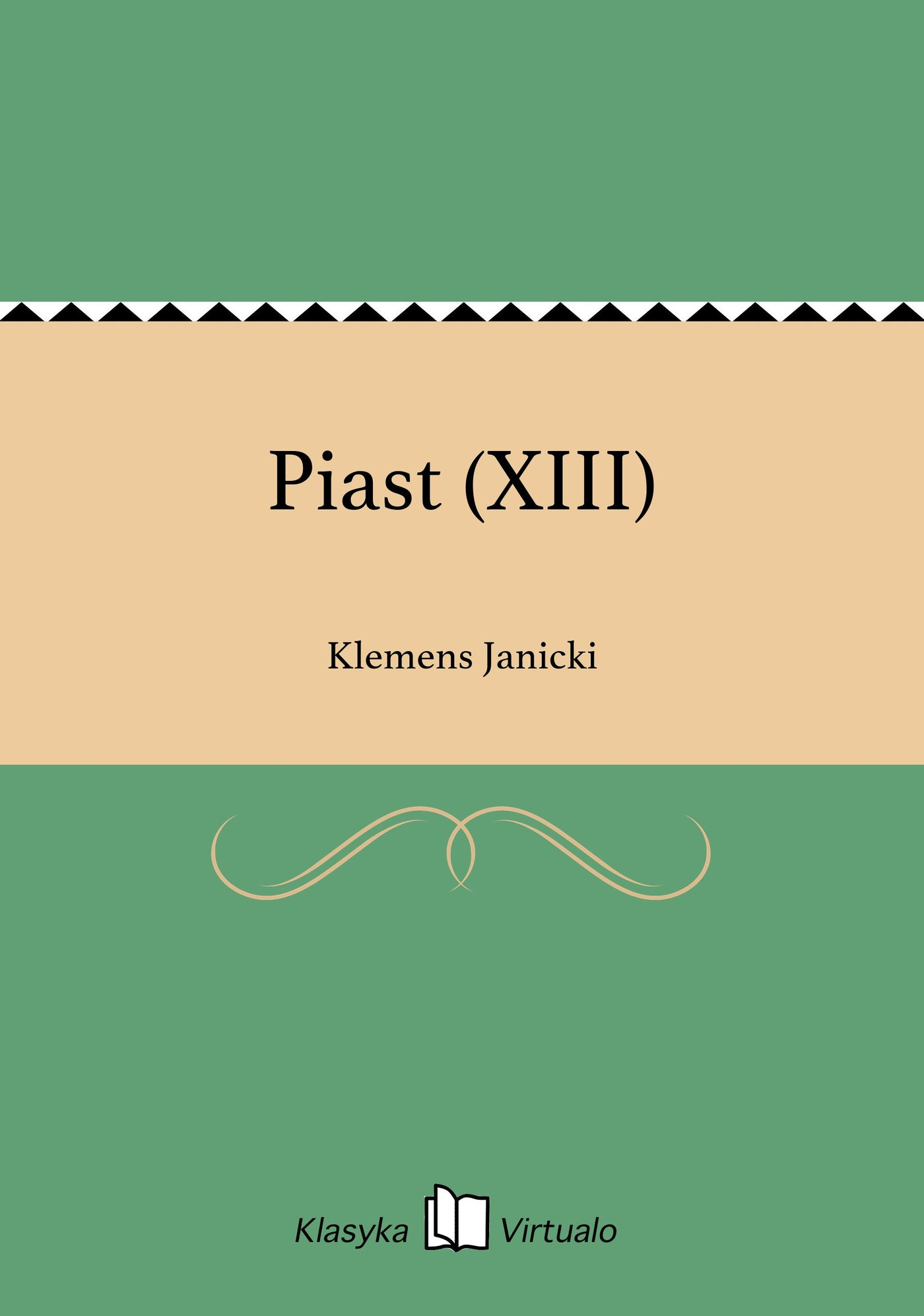 Piast (XIII) - Ebook (Książka EPUB) do pobrania w formacie EPUB