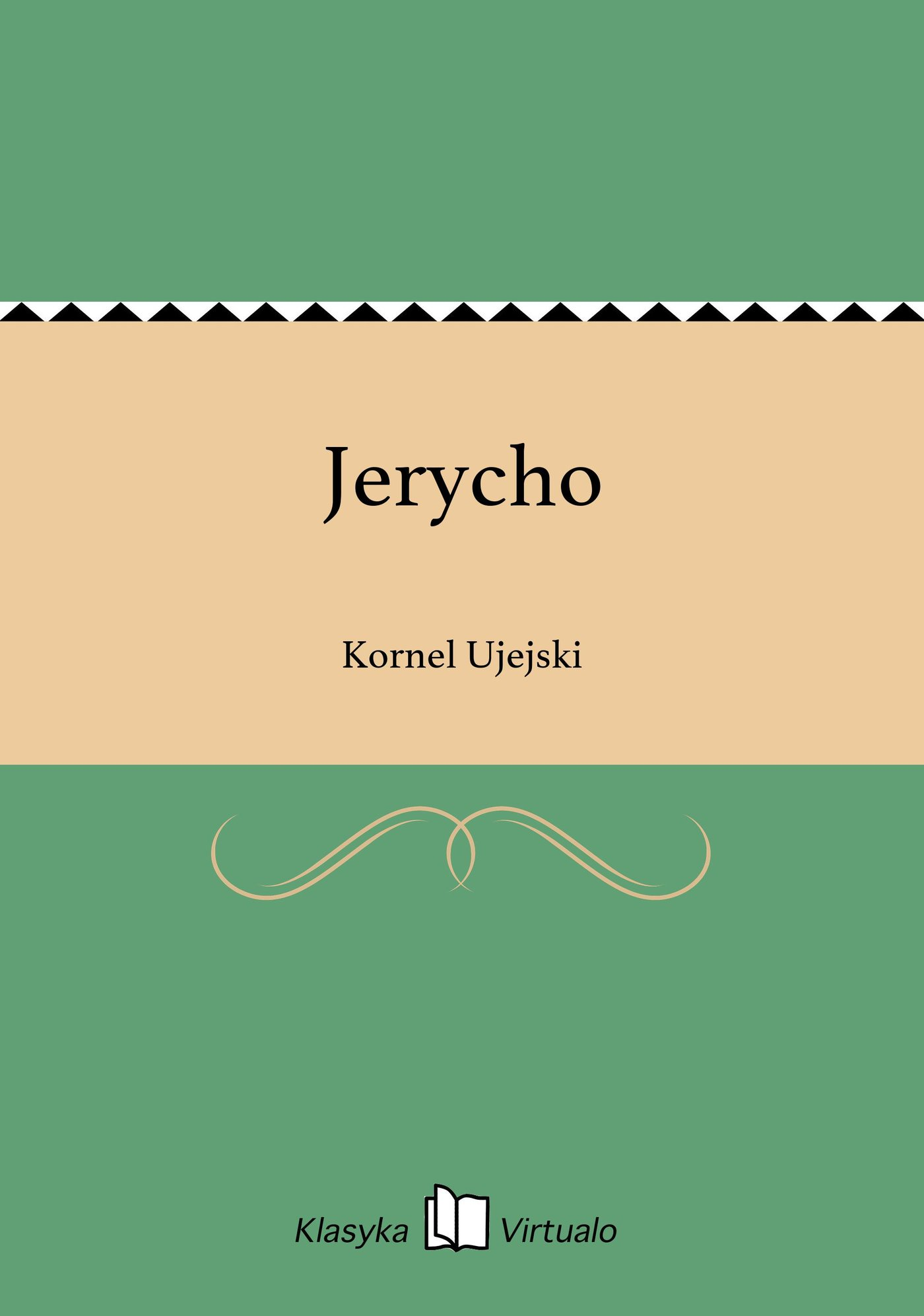 Jerycho - Ebook (Książka EPUB) do pobrania w formacie EPUB
