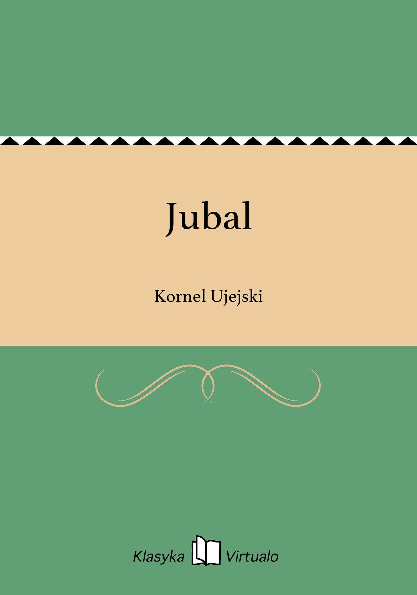 Jubal - Ebook (Książka EPUB) do pobrania w formacie EPUB