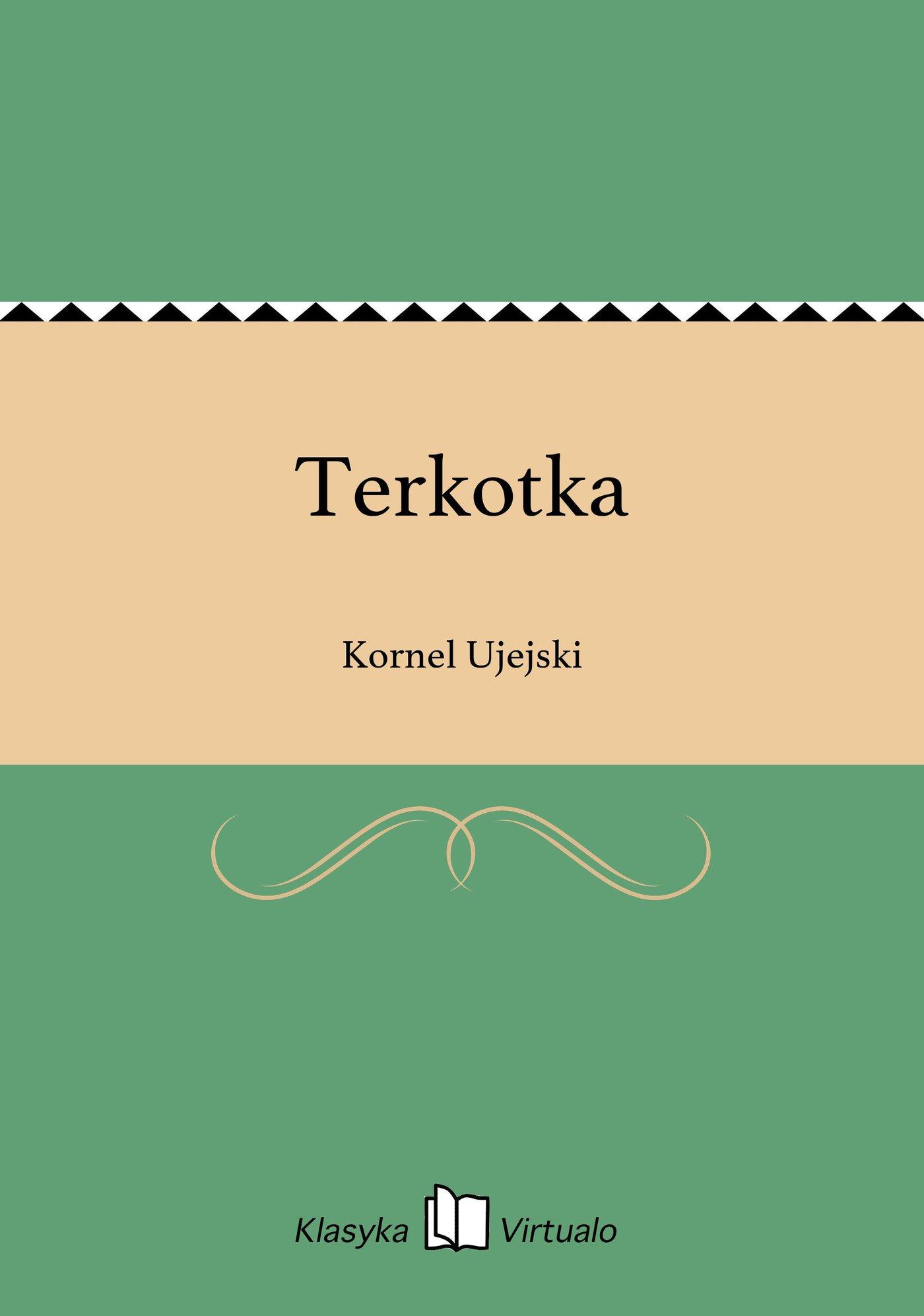 Terkotka - Ebook (Książka EPUB) do pobrania w formacie EPUB