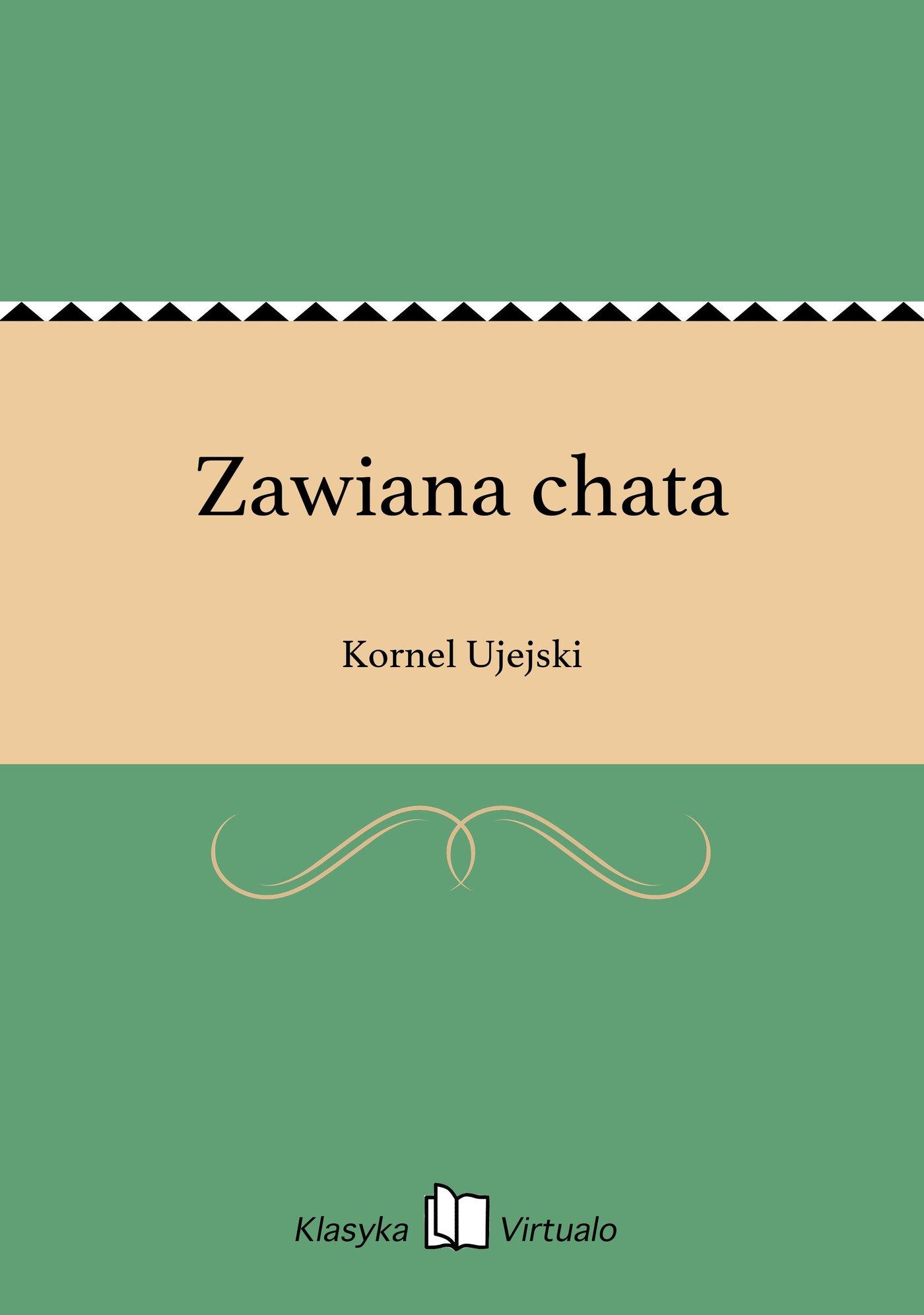Zawiana chata - Ebook (Książka EPUB) do pobrania w formacie EPUB