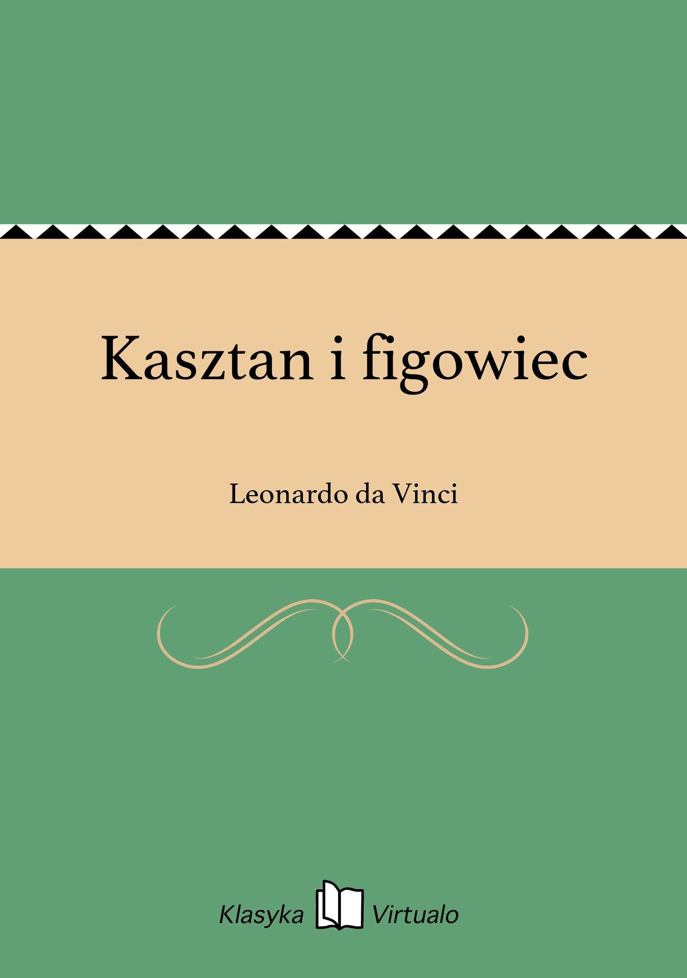 Kasztan i figowiec - Ebook (Książka EPUB) do pobrania w formacie EPUB